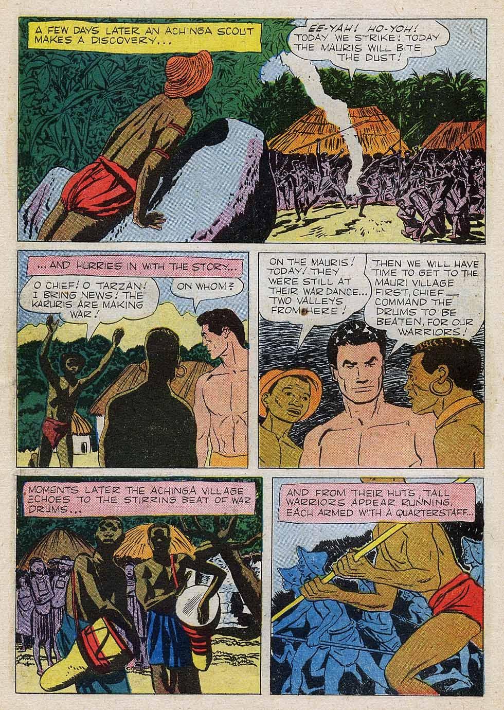 Tarzan (1948) issue 101 - Page 10