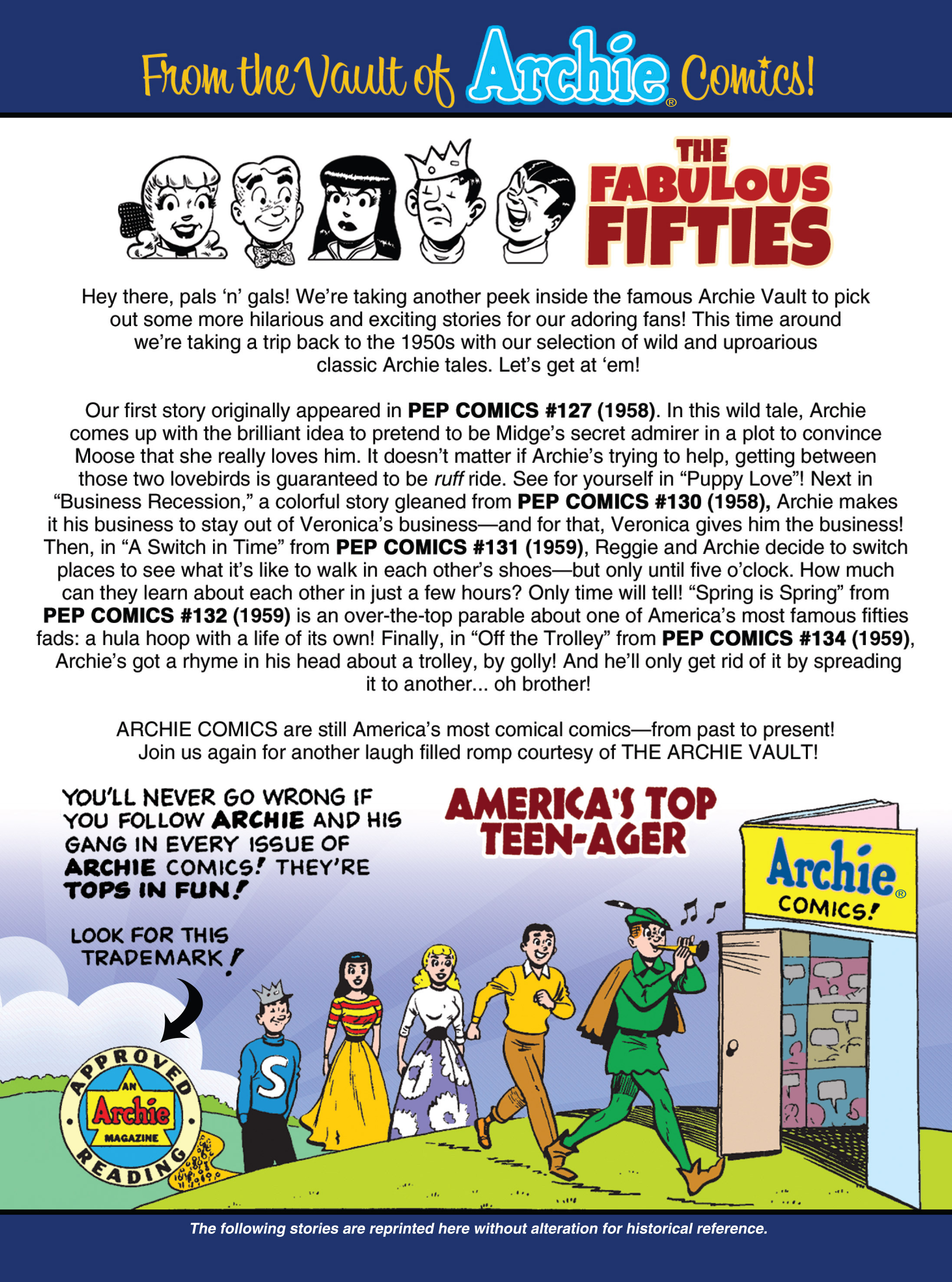 Read online Archie's Funhouse Double Digest comic -  Issue #15 - 123