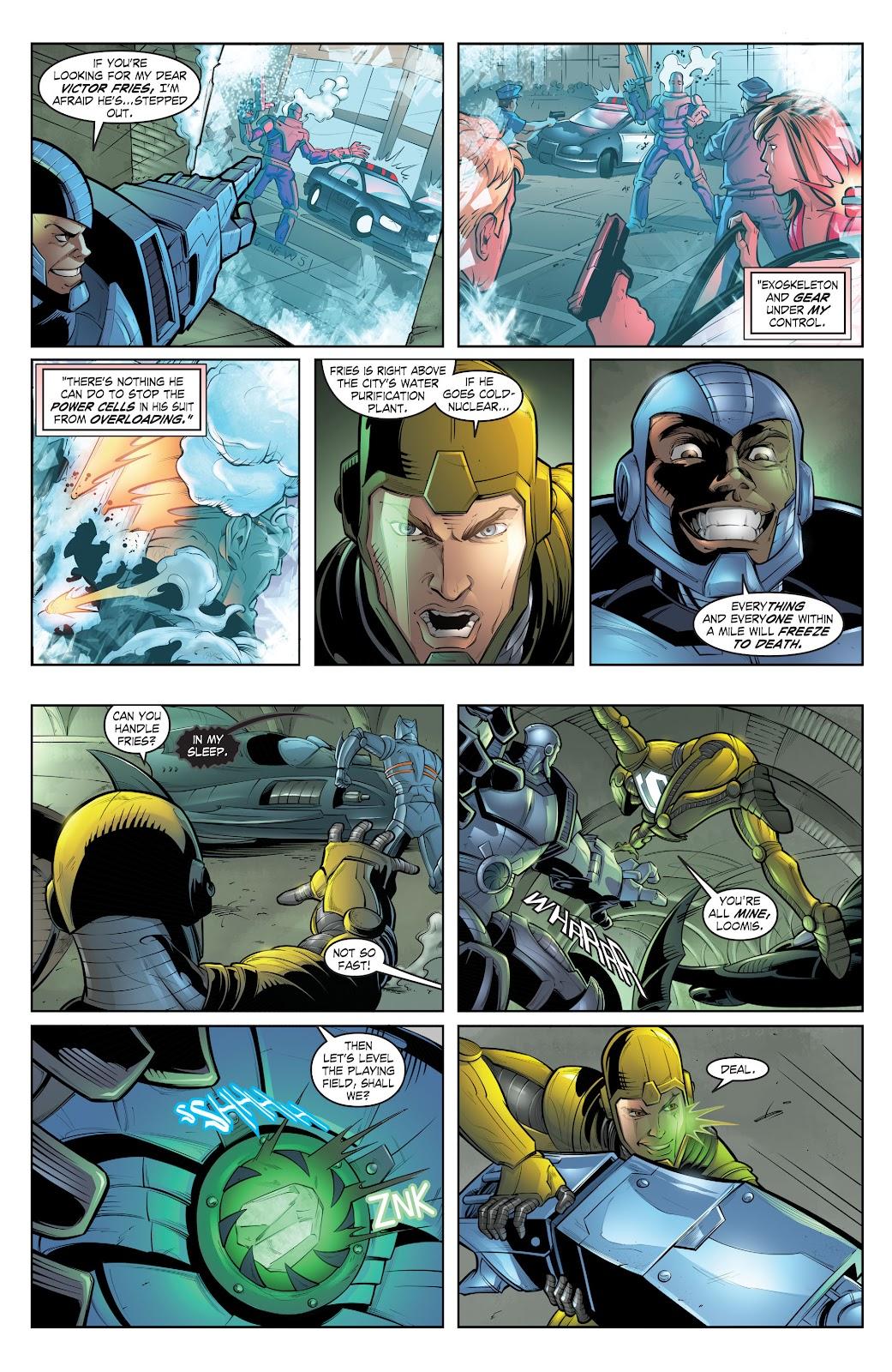 Read online Smallville Season 11 [II] comic -  Issue # TPB 2 - 115