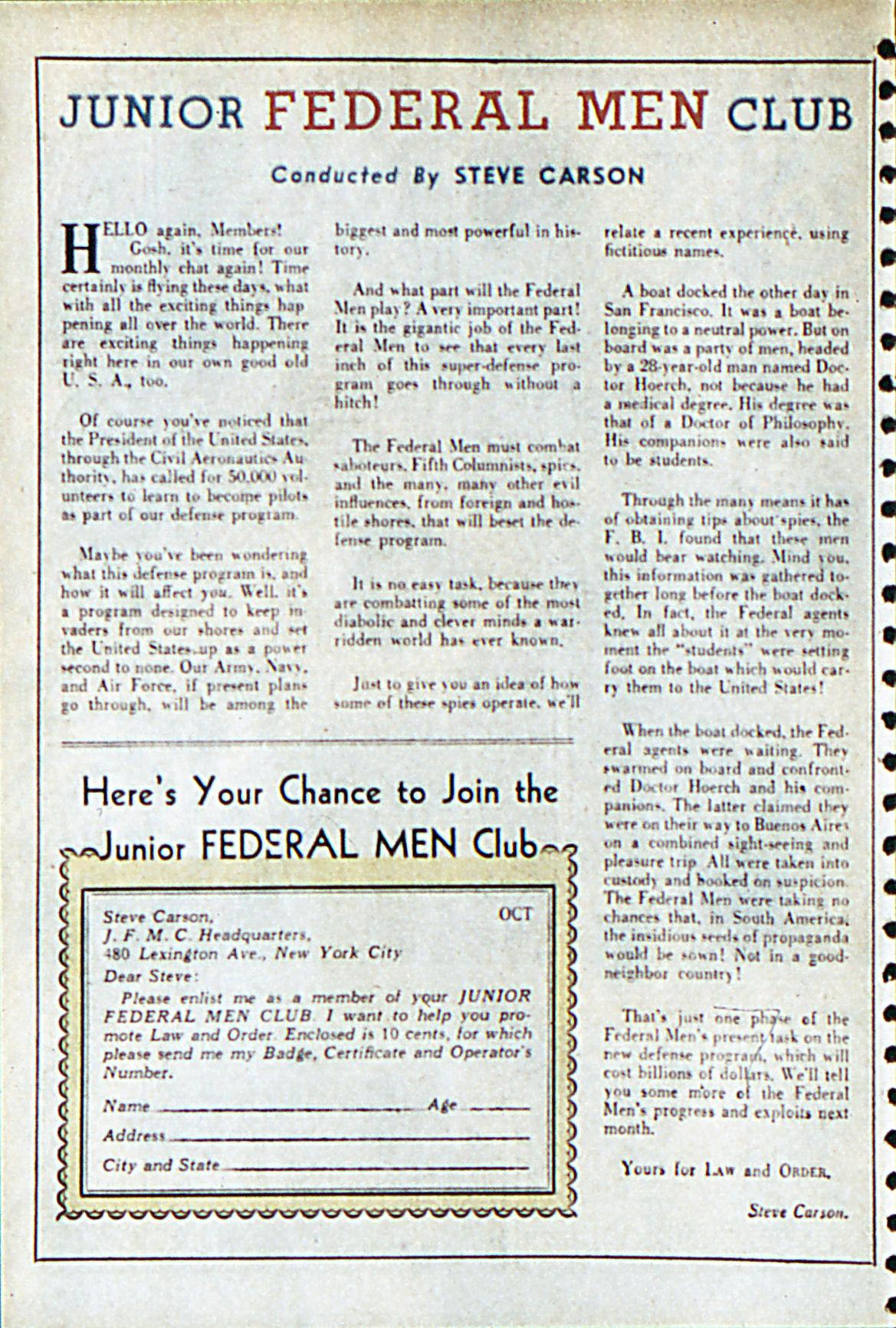 Read online Adventure Comics (1938) comic -  Issue #55 - 31