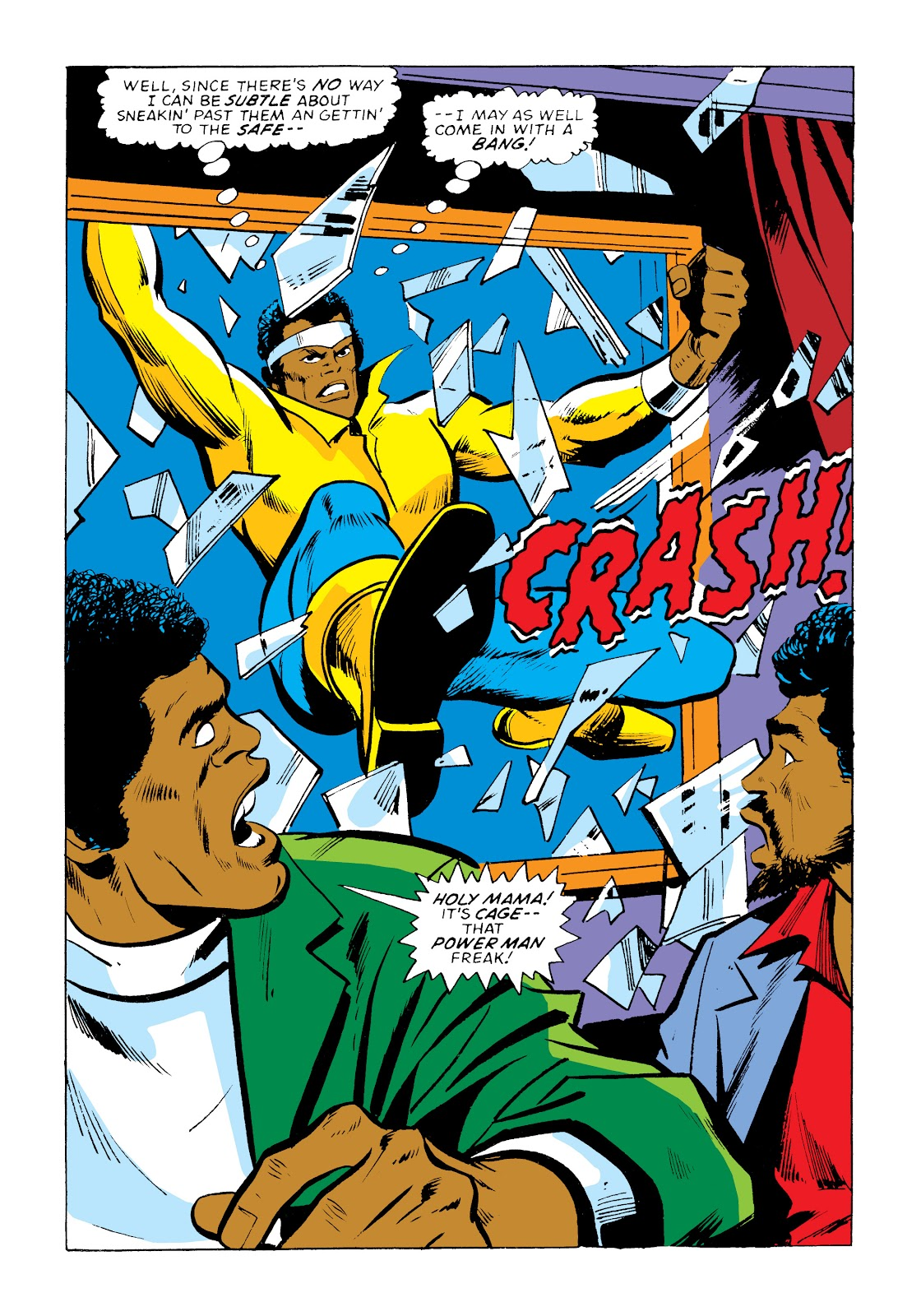 Read online Marvel Masterworks: Luke Cage, Power Man comic -  Issue # TPB 2 (Part 1) - 64