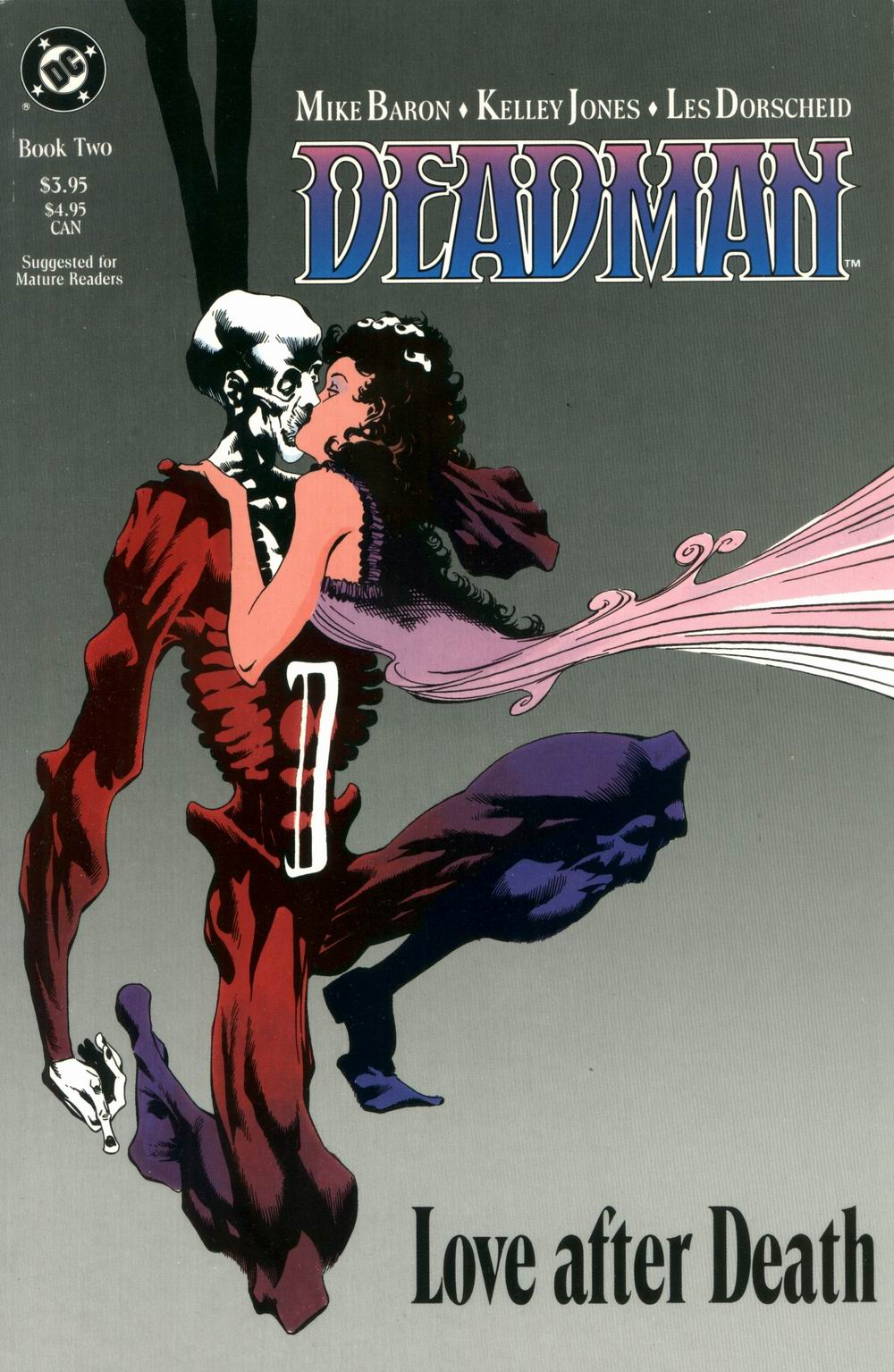 Deadman: Love After Death 2 Page 1