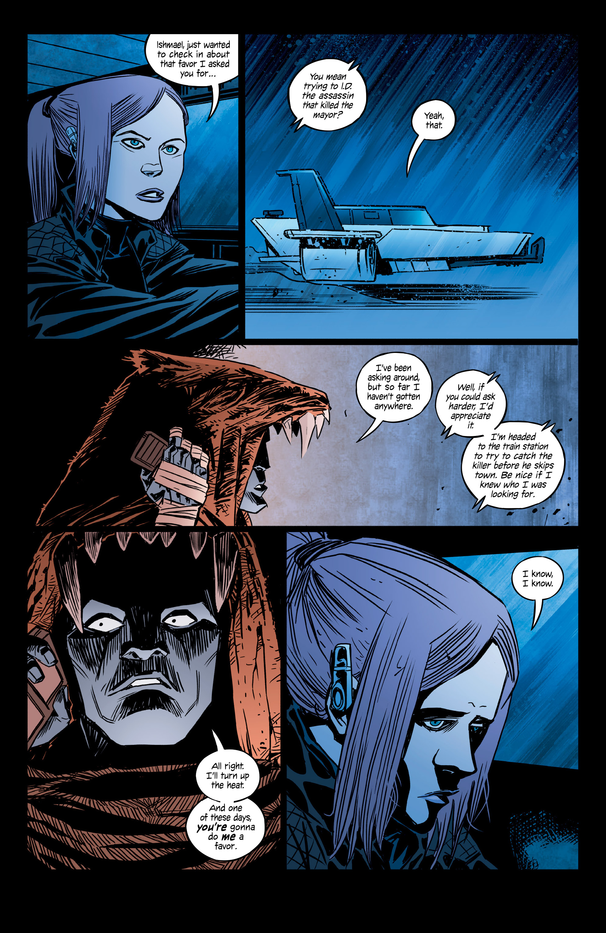 Read online Copperhead comic -  Issue #14 - 8