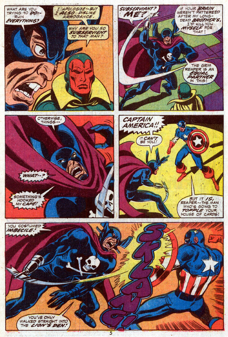 The Avengers (1963) 108 Page 4