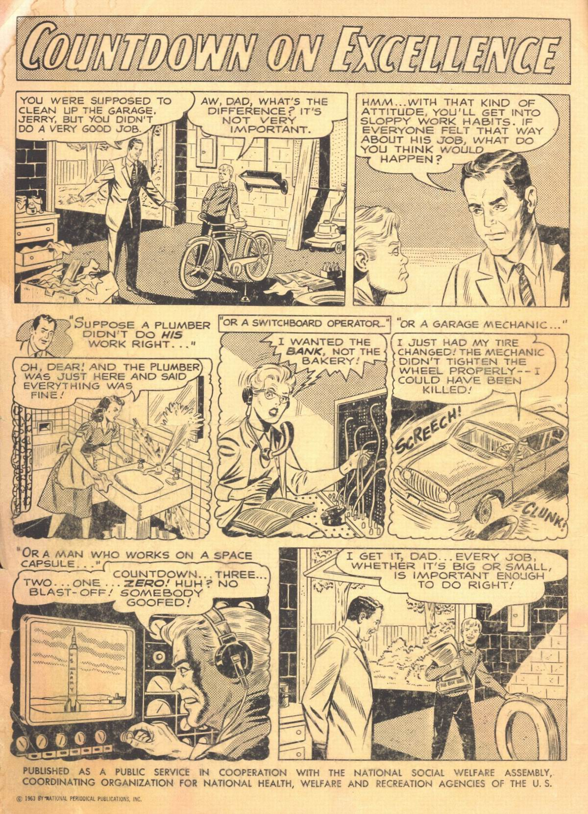 Read online Action Comics (1938) comic -  Issue #300 - 2