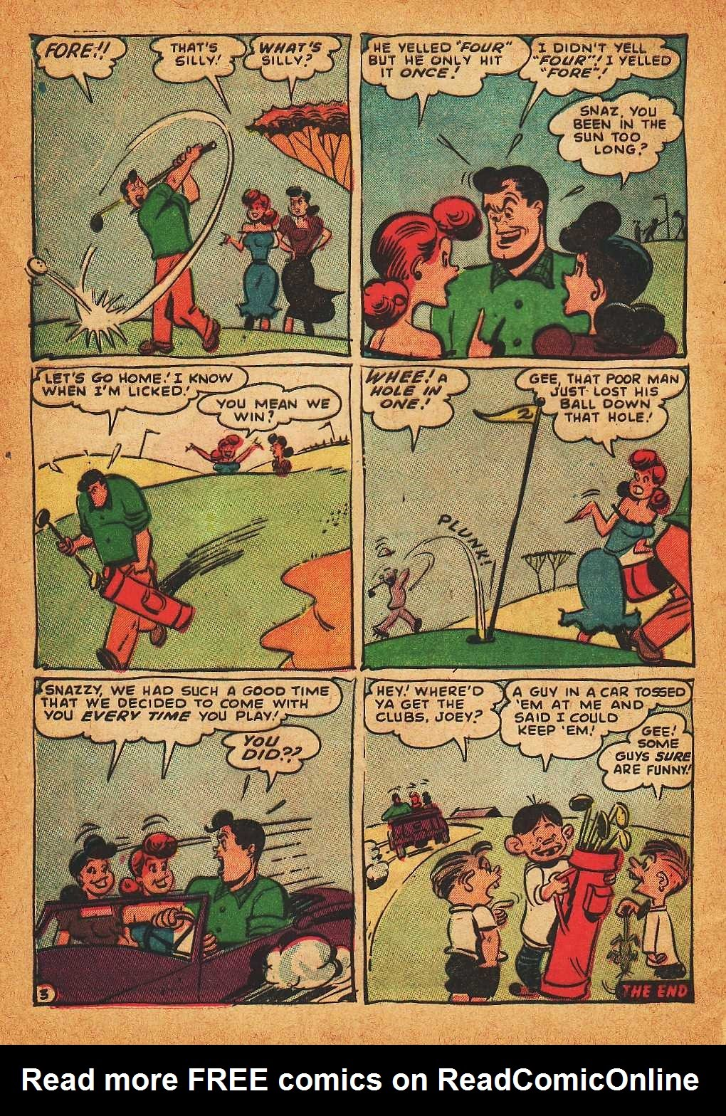 Read online Nellie The Nurse (1945) comic -  Issue #32 - 32