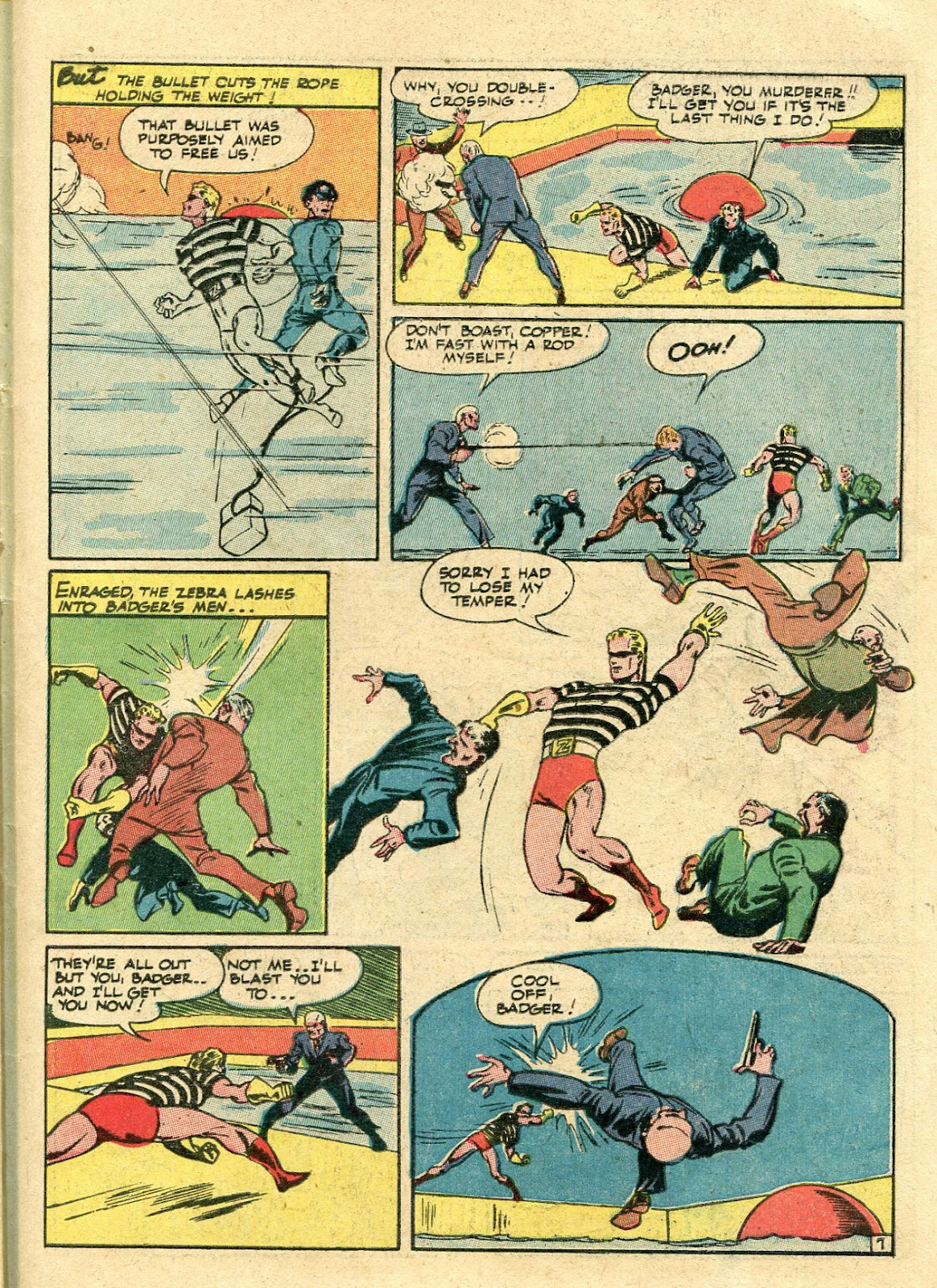Green Hornet Comics issue 11 - Page 34