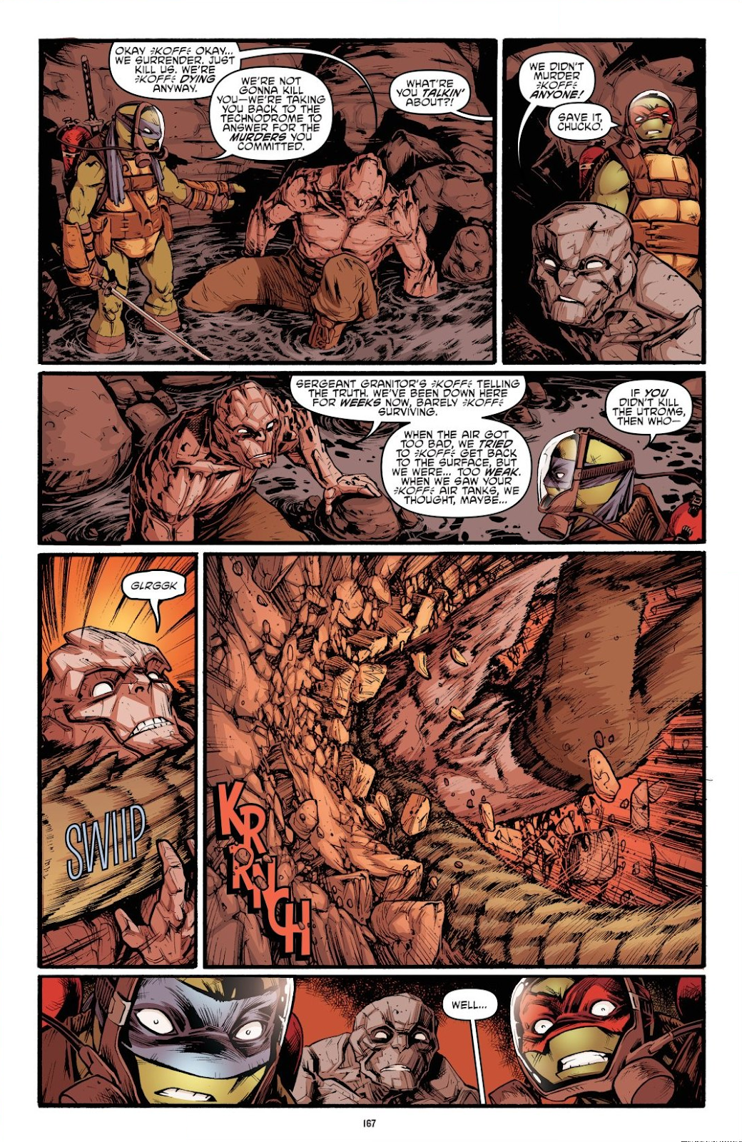 Read online Teenage Mutant Ninja Turtles: The IDW Collection comic -  Issue # TPB 7 (Part 2) - 61
