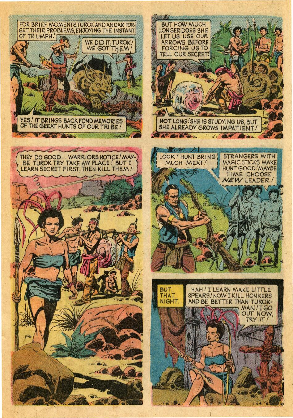 Read online Turok, Son of Stone comic -  Issue #88 - 9