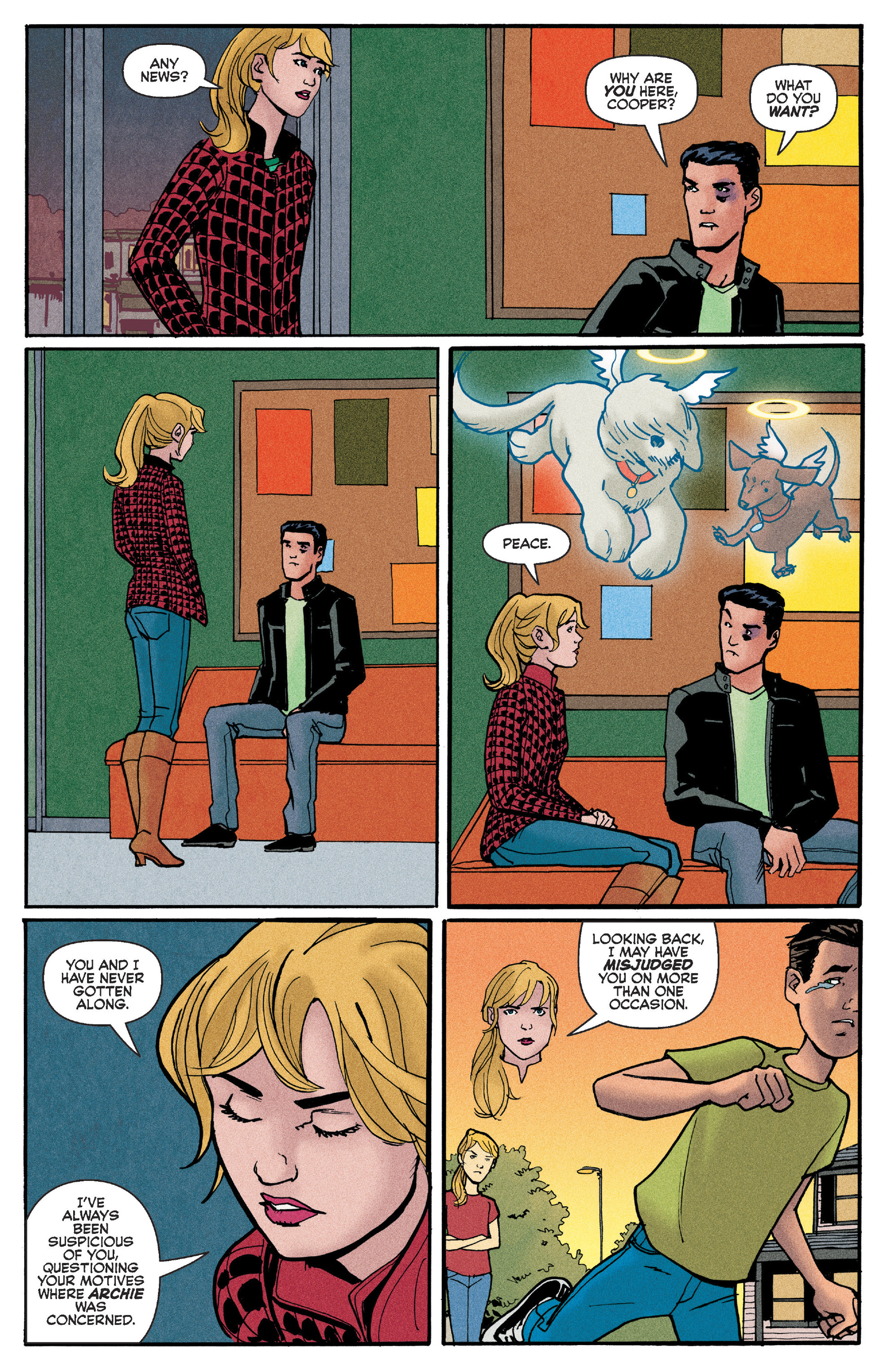 Read online Reggie and Me comic -  Issue #5 - 15