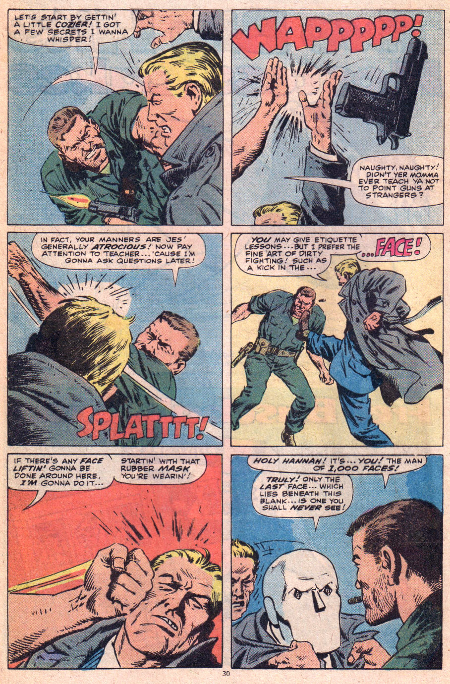 Read online Sgt. Fury comic -  Issue #153 - 31