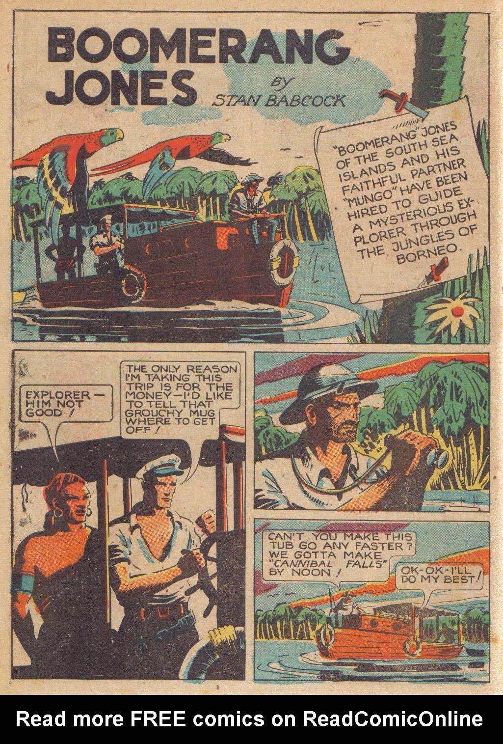 Read online Adventure Comics (1938) comic -  Issue #24 - 34