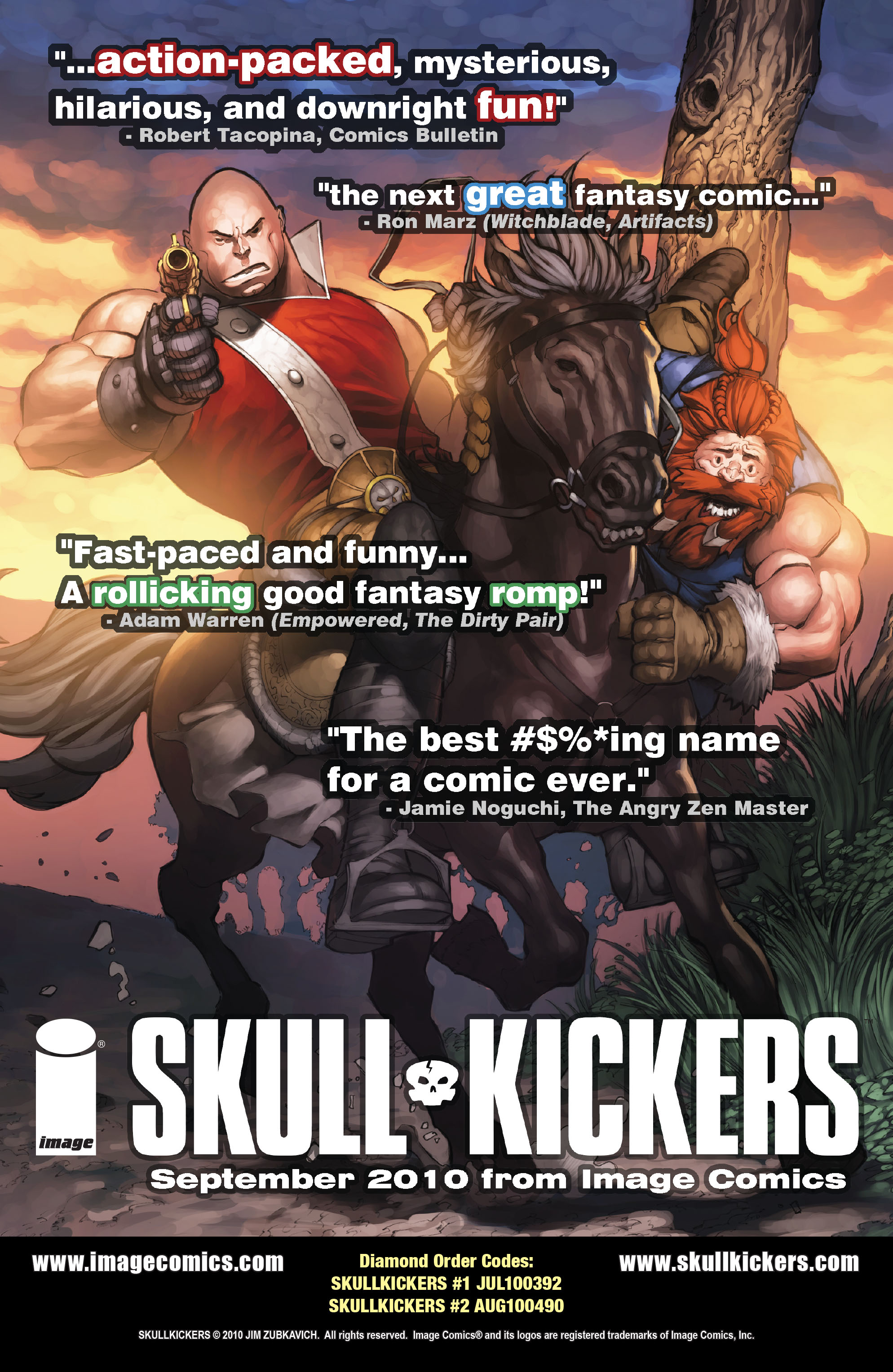 Read online Skullkickers comic -  Issue #1 - 28