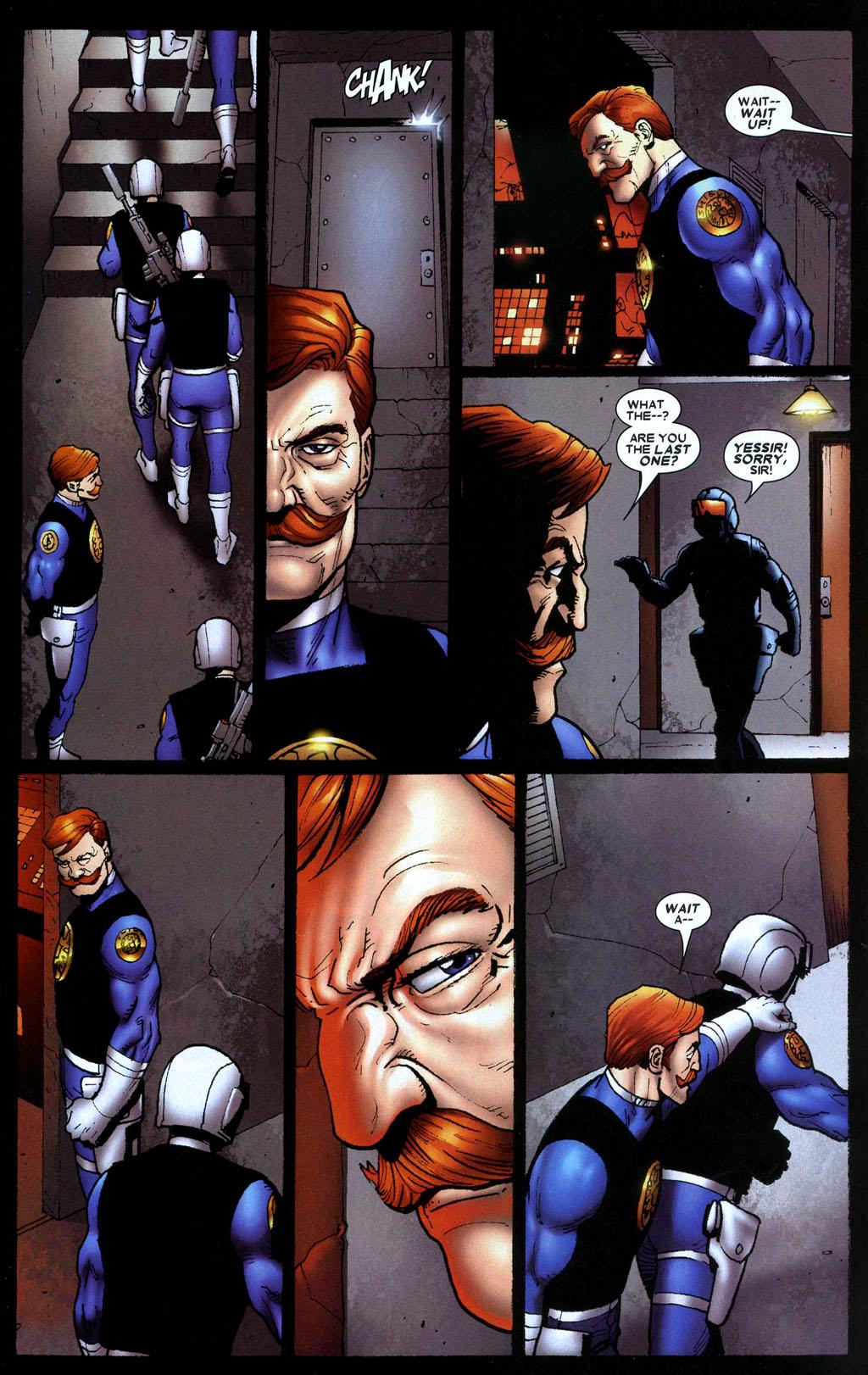 Read online Wolverine: Origins comic -  Issue #10 - 20