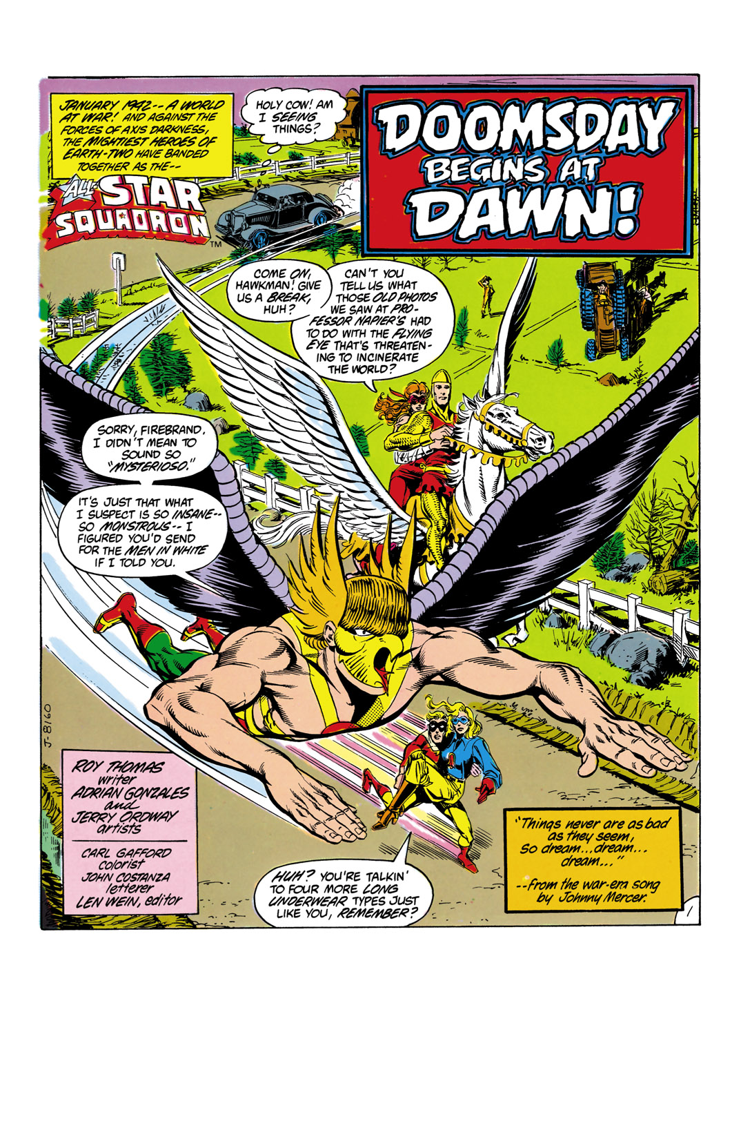 Read online All-Star Squadron comic -  Issue #12 - 2