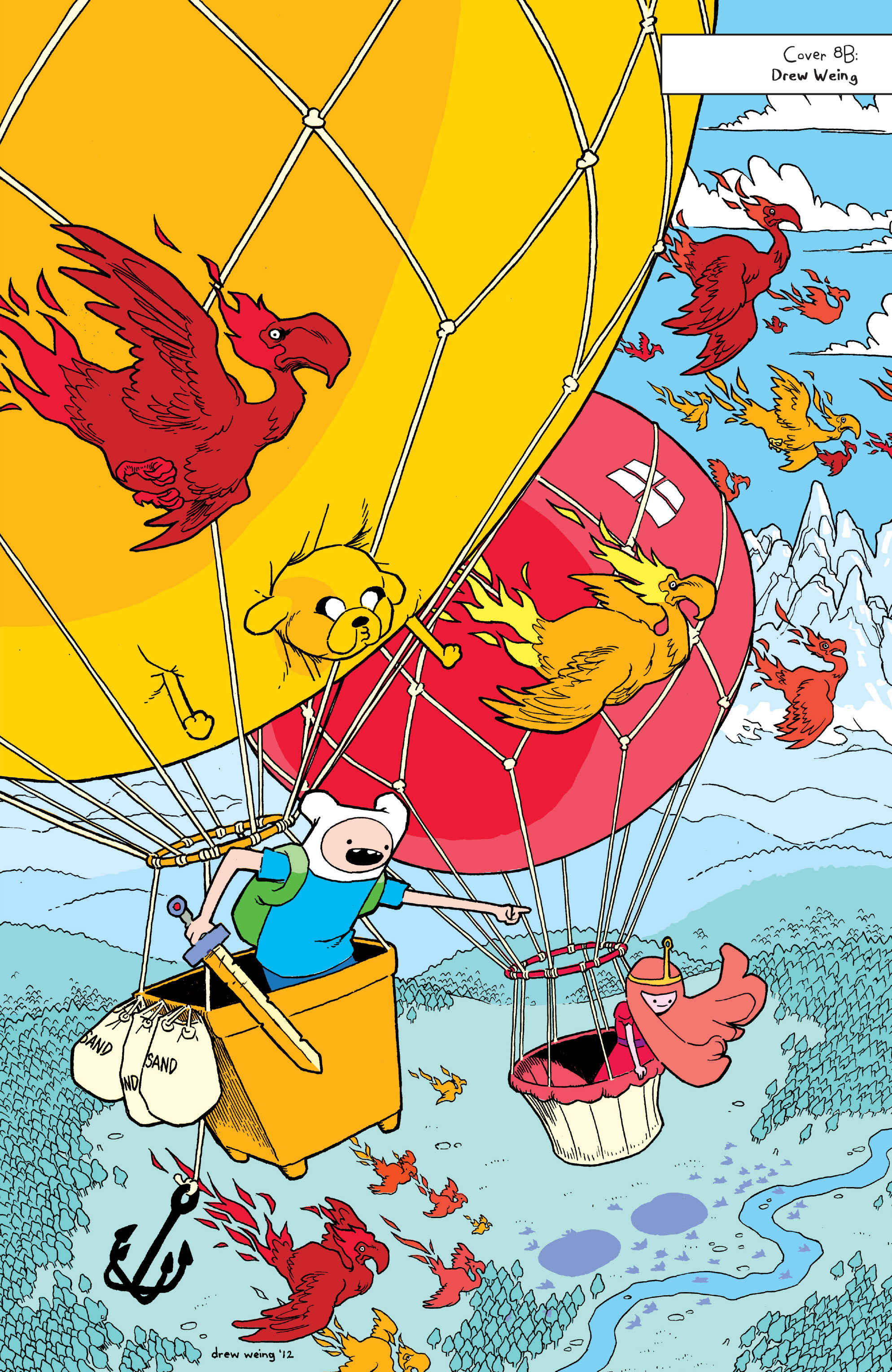 Read online Adventure Time comic -  Issue #Adventure Time _TPB 2 - 107