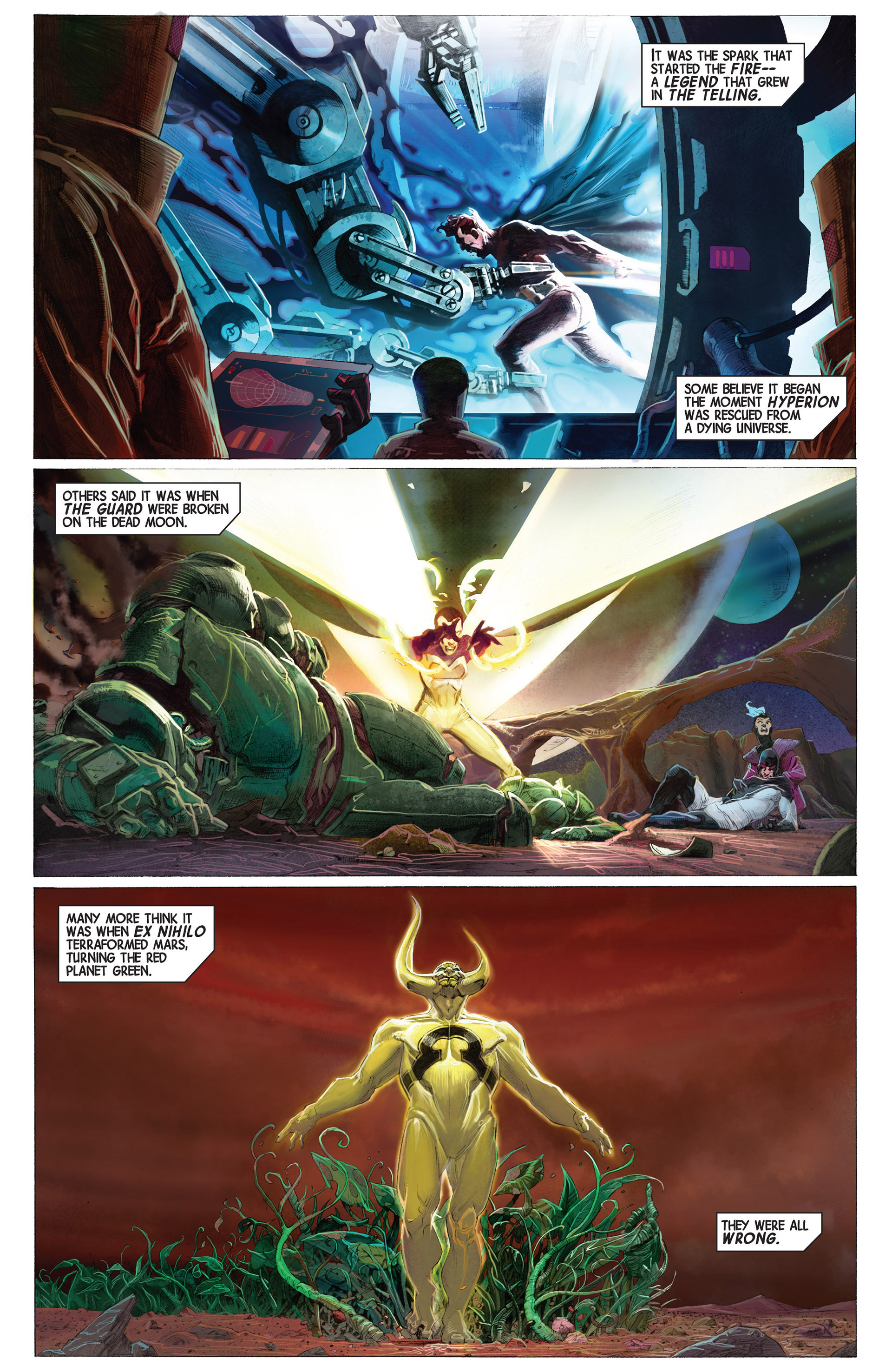 Read online Avengers (2013) comic -  Issue #1 - 4