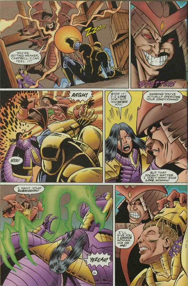 Read online Ultraverse Premiere comic -  Issue #11 - 34