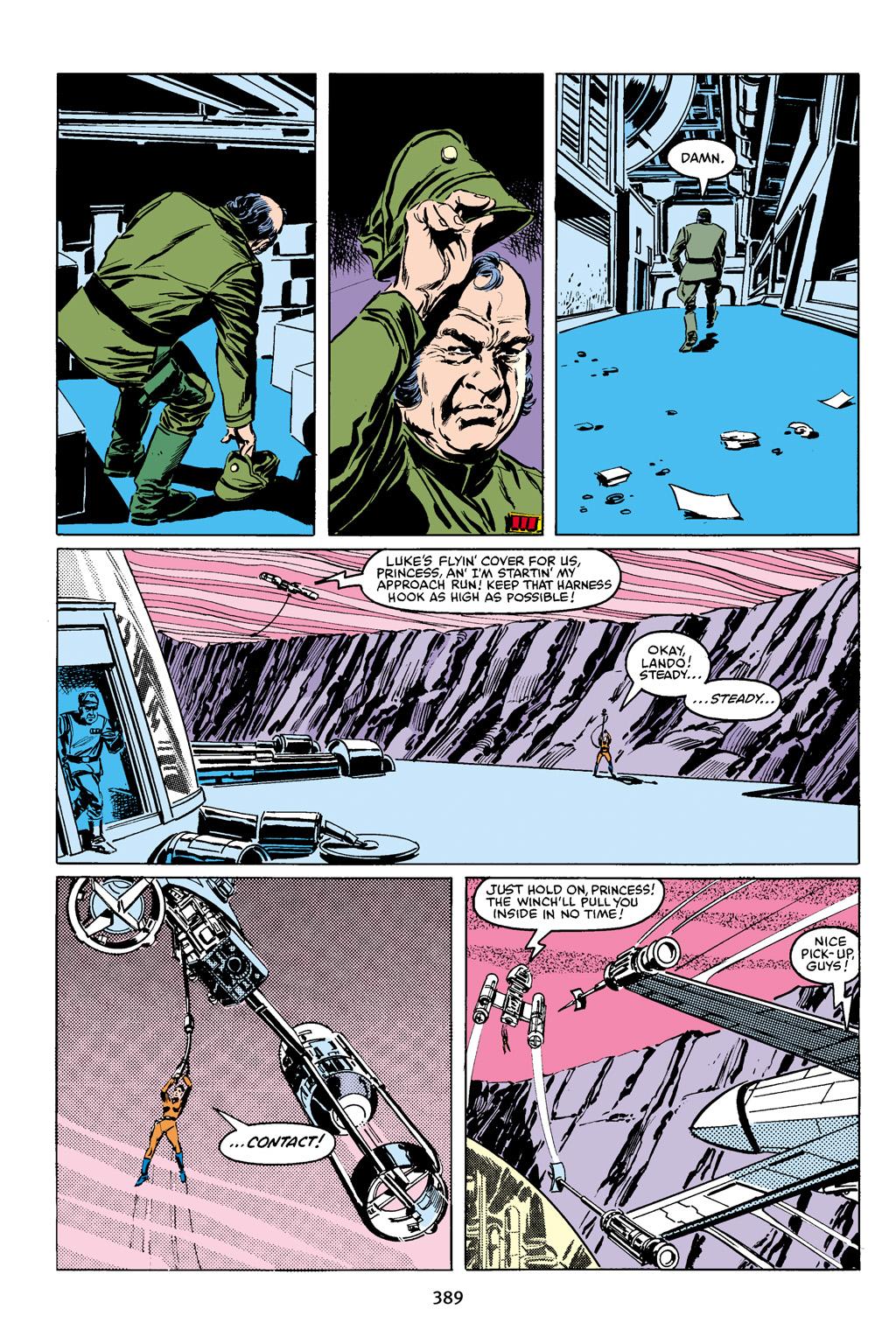 Read online Star Wars Omnibus comic -  Issue # Vol. 16 - 382