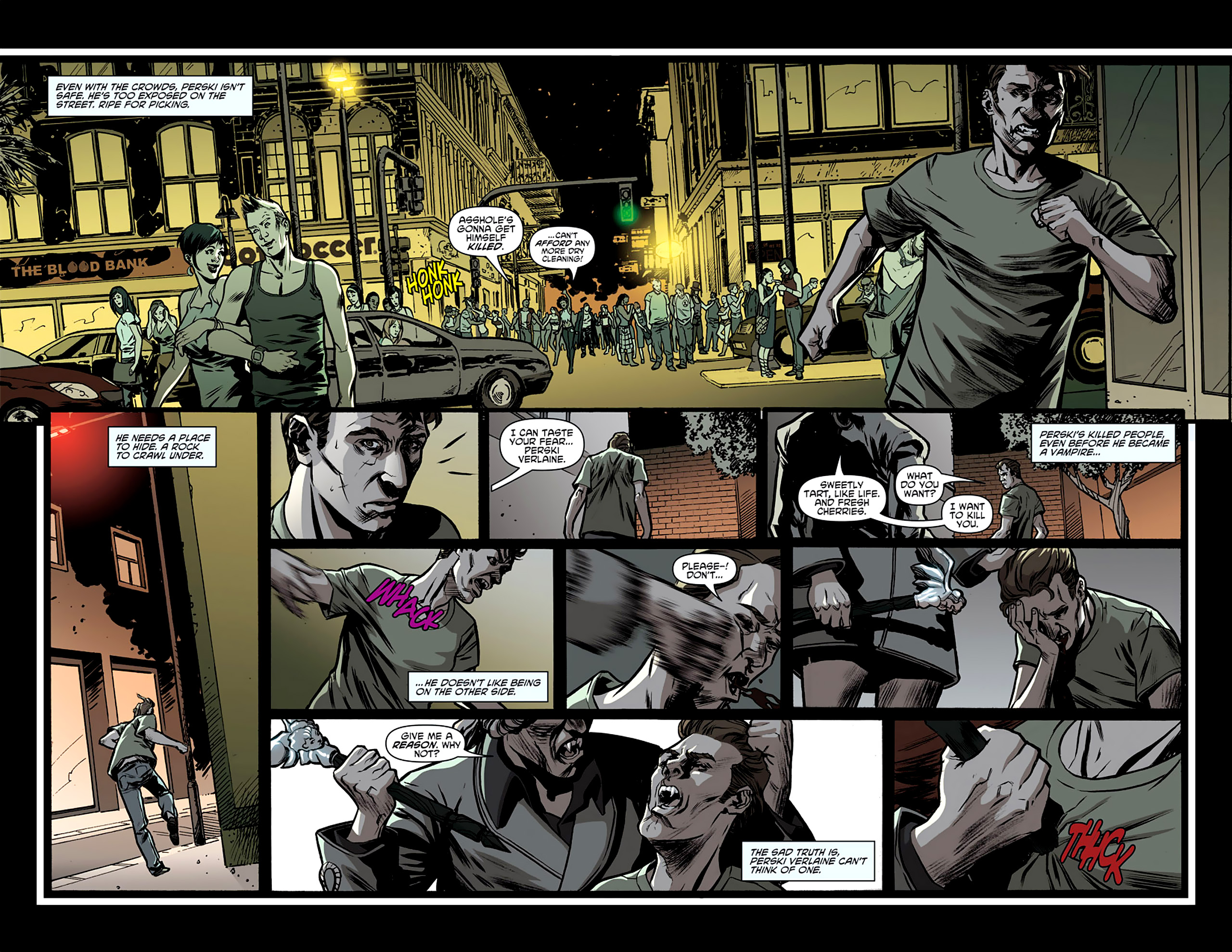 Read online True Blood: French Quarter comic -  Issue #1 - 6
