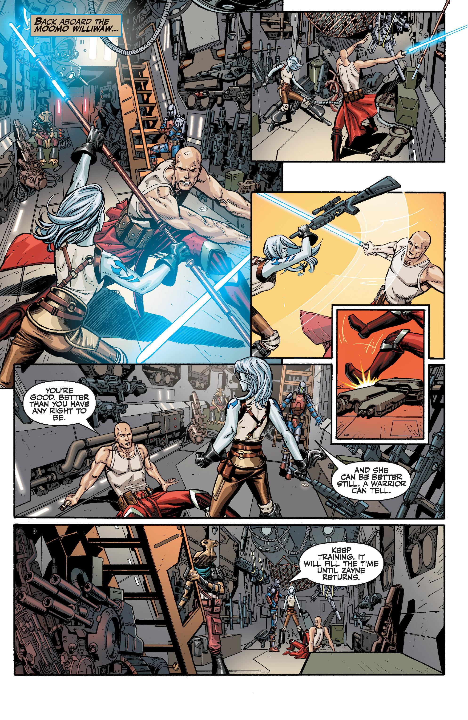 Read online Star Wars Omnibus comic -  Issue # Vol. 32 - 114