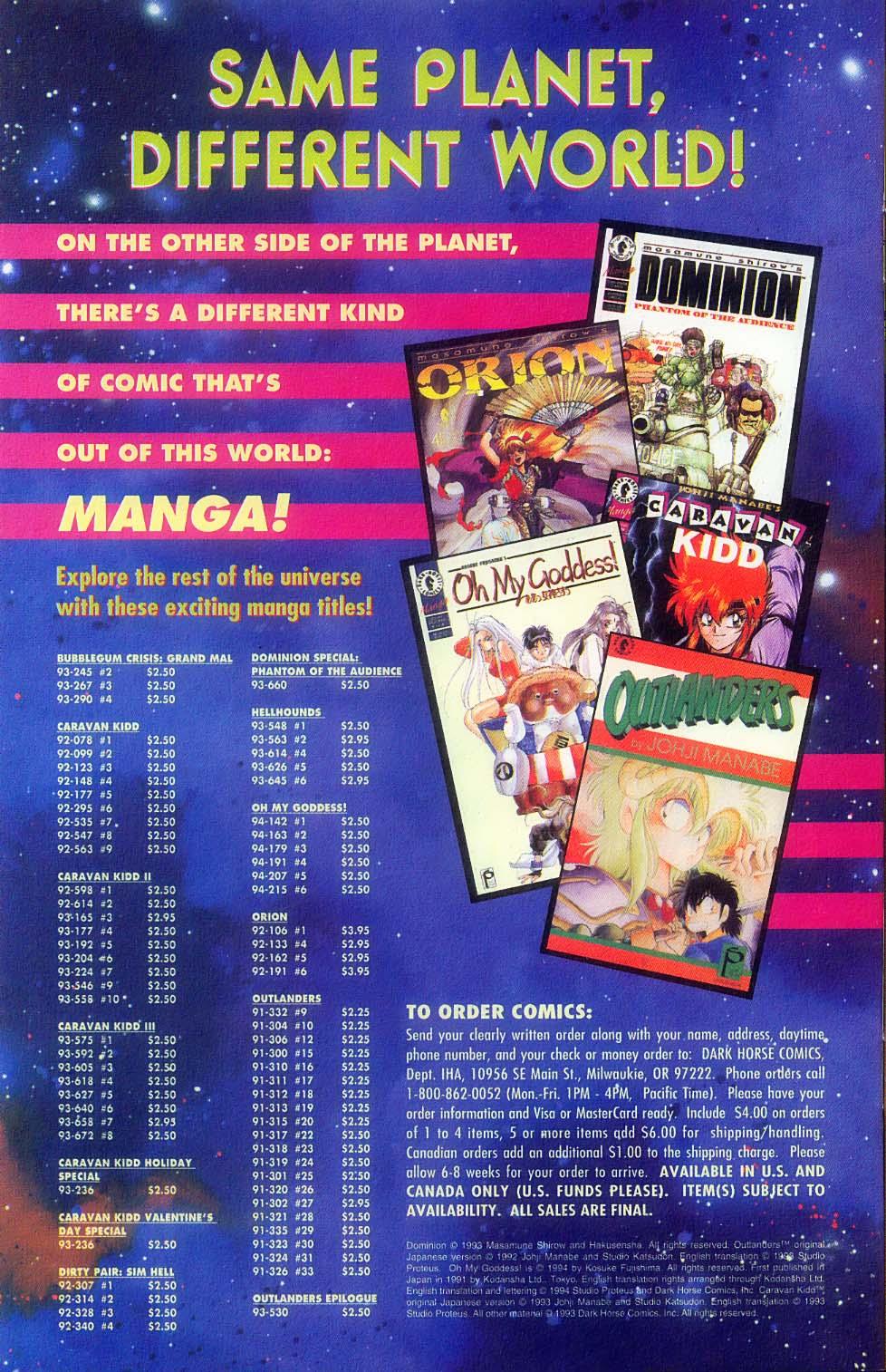 Godzilla (1995) Issue #3 #4 - English 28