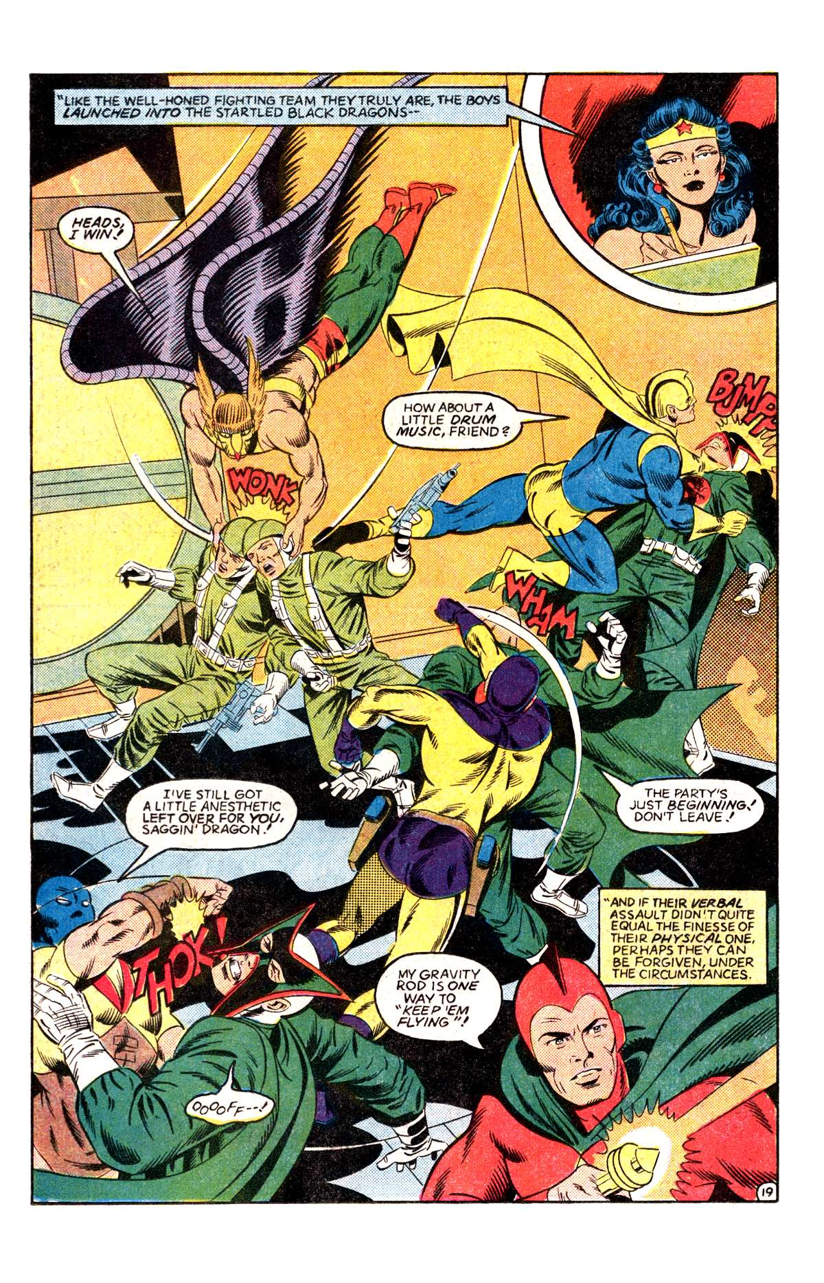 Read online All-Star Squadron comic -  Issue #30 - 20