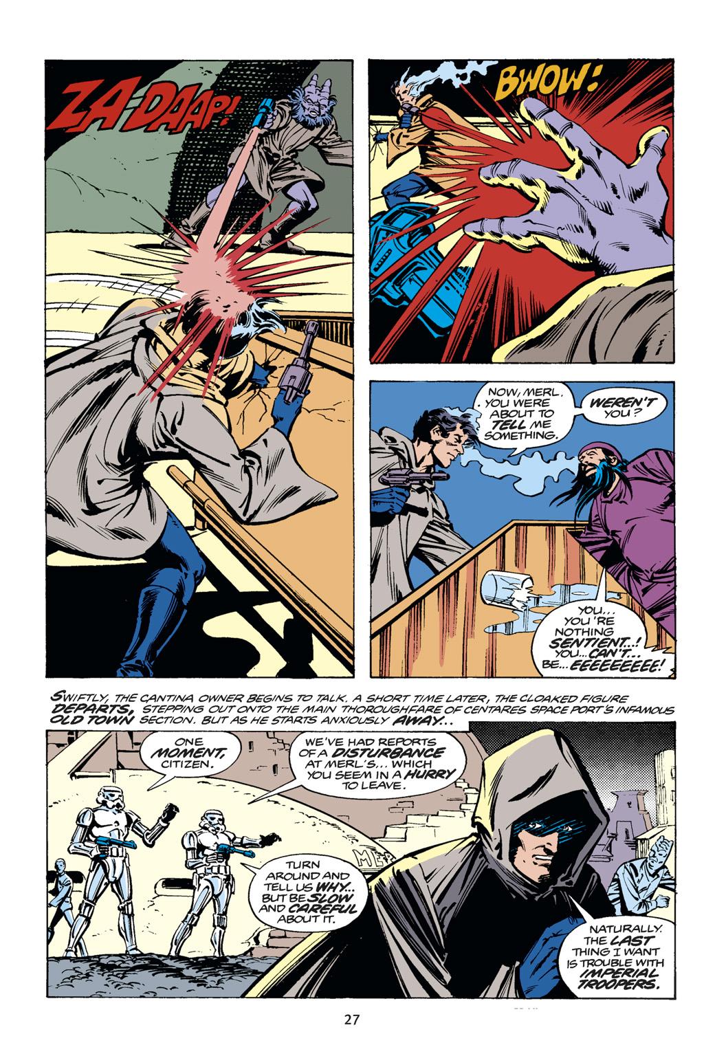 Read online Star Wars Omnibus comic -  Issue # Vol. 14 - 28