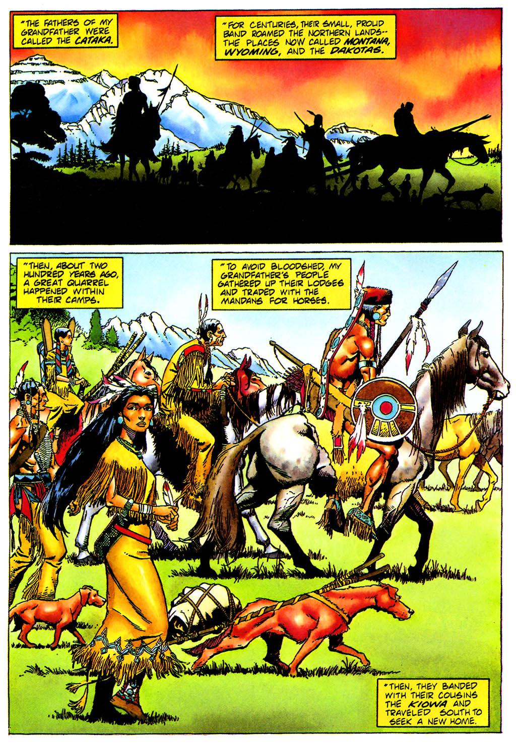 Read online Turok, Dinosaur Hunter (1993) comic -  Issue #0 - 10