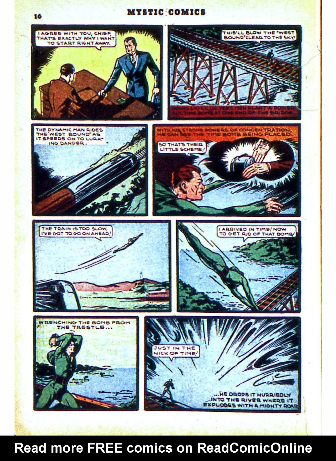Mystic Comics (1940) issue 2 - Page 18