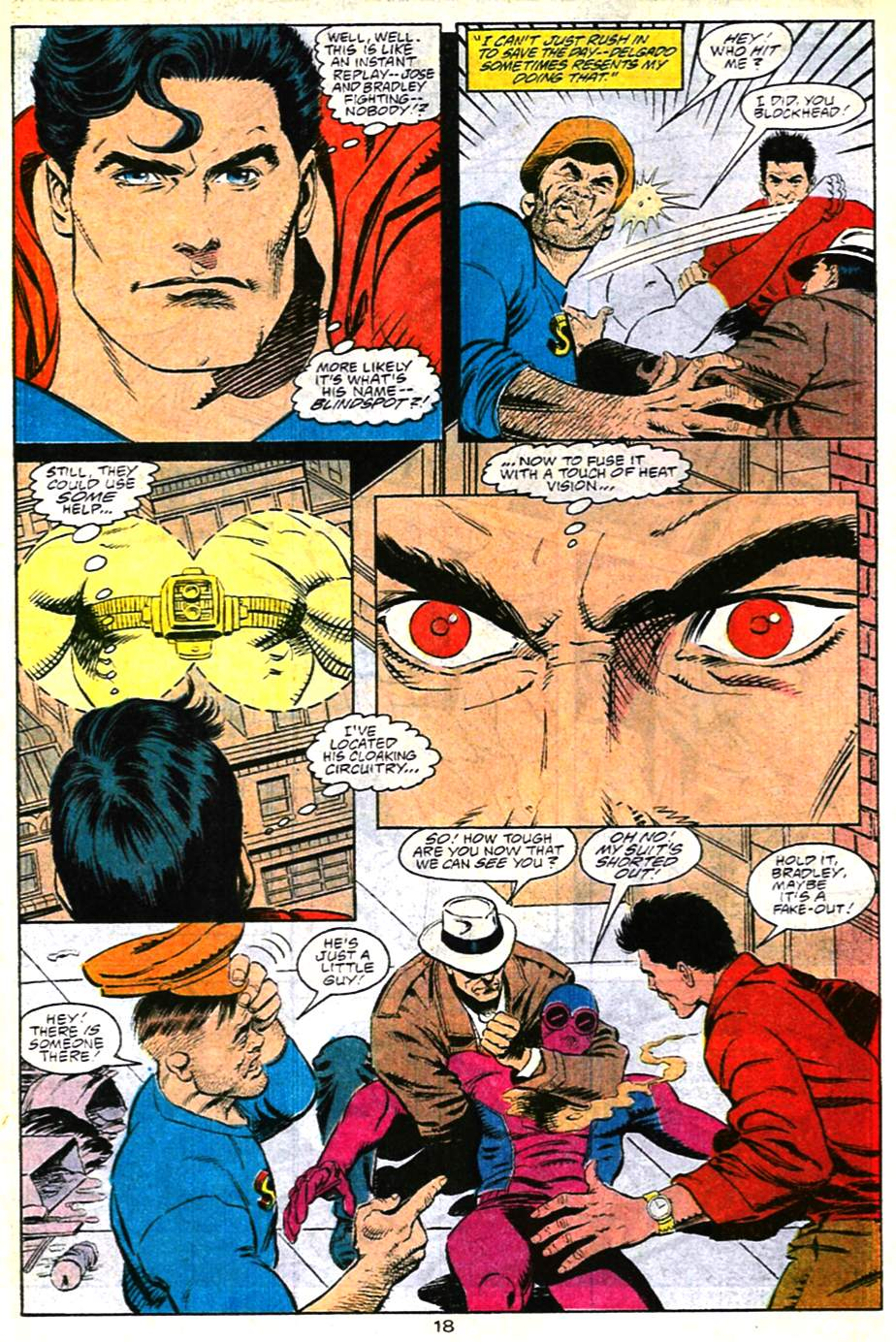 Adventures of Superman (1987) 483 Page 18