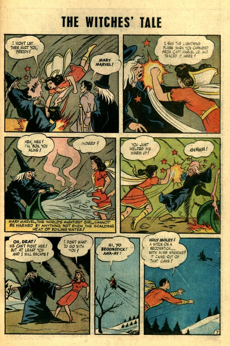 Read online Shazam! (1973) comic -  Issue #3 - 24