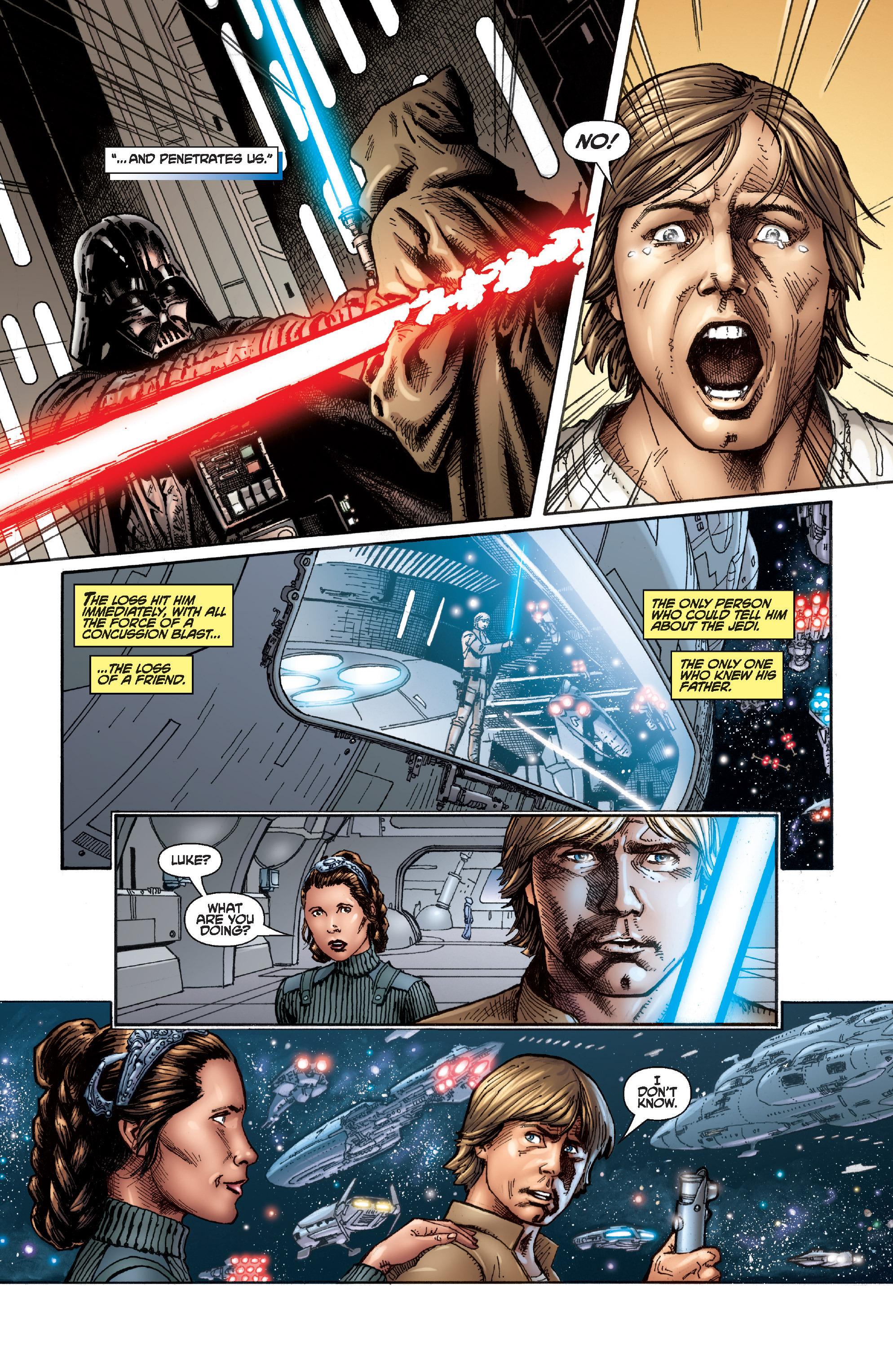 Read online Star Wars Omnibus comic -  Issue # Vol. 20 - 397
