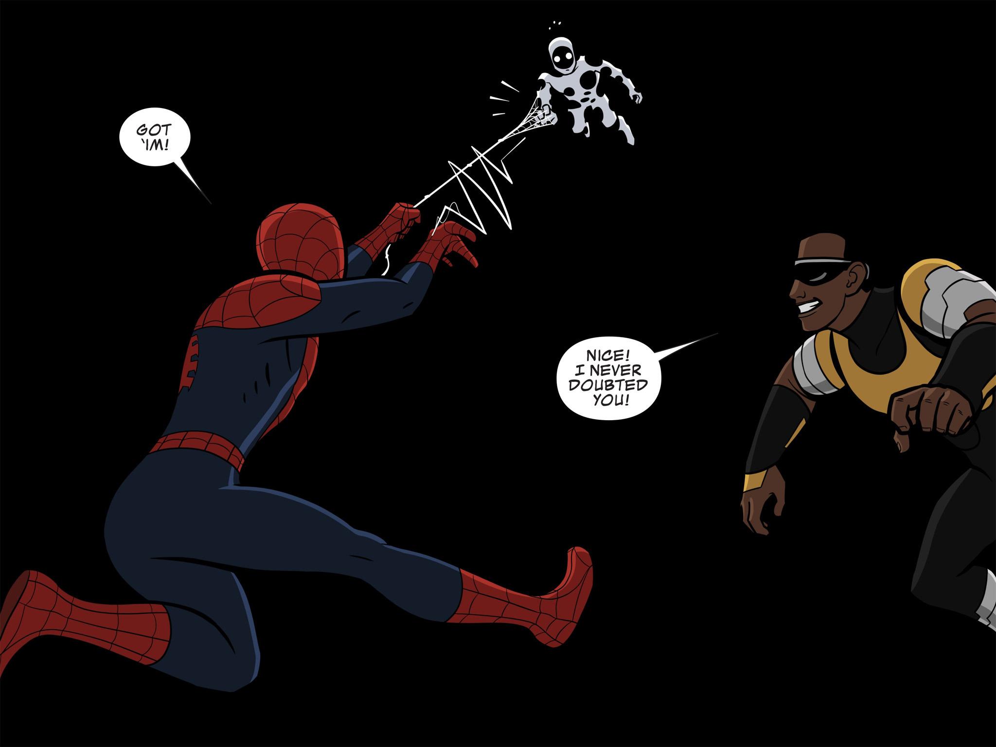 Read online Ultimate Spider-Man (Infinite Comics) (2015) comic -  Issue #11 - 10