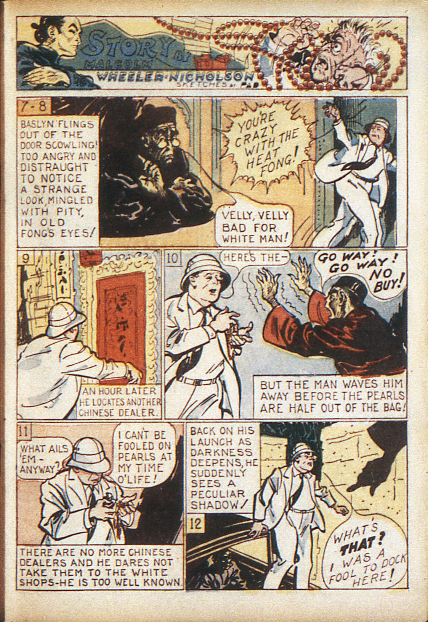 Read online Adventure Comics (1938) comic -  Issue #10 - 18