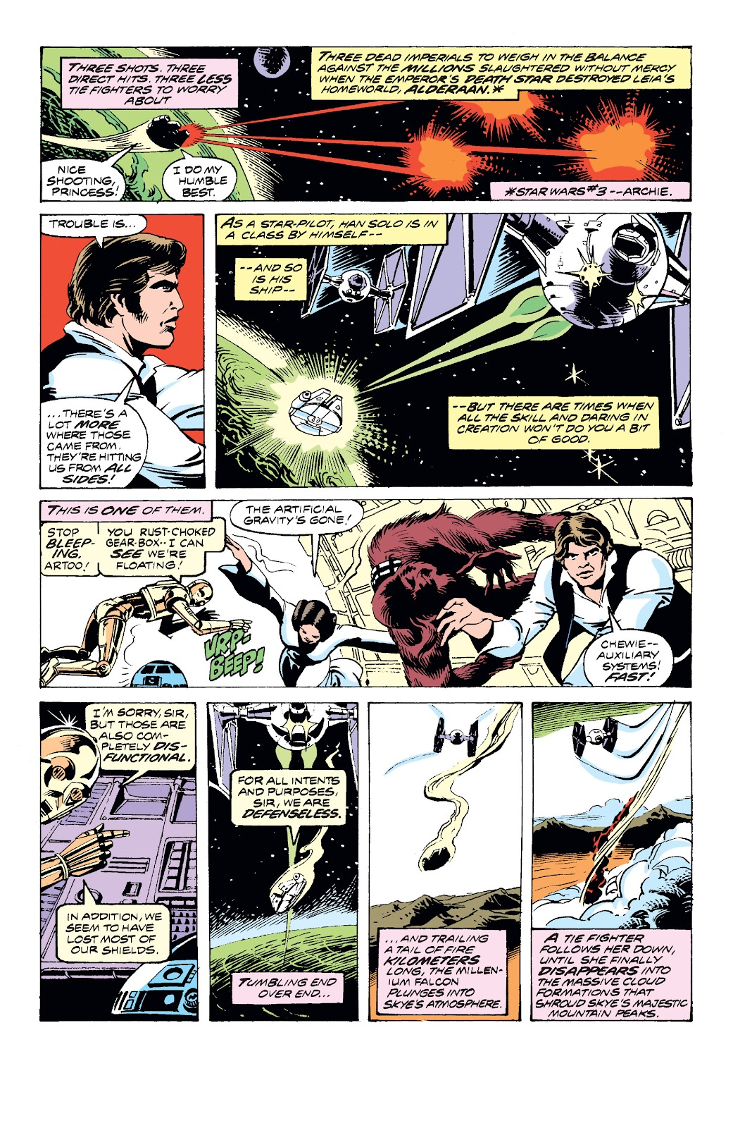 Read online Star Wars Legends: The Original Marvel Years - Epic Collection comic -  Issue # TPB 2 (Part 3) - 17