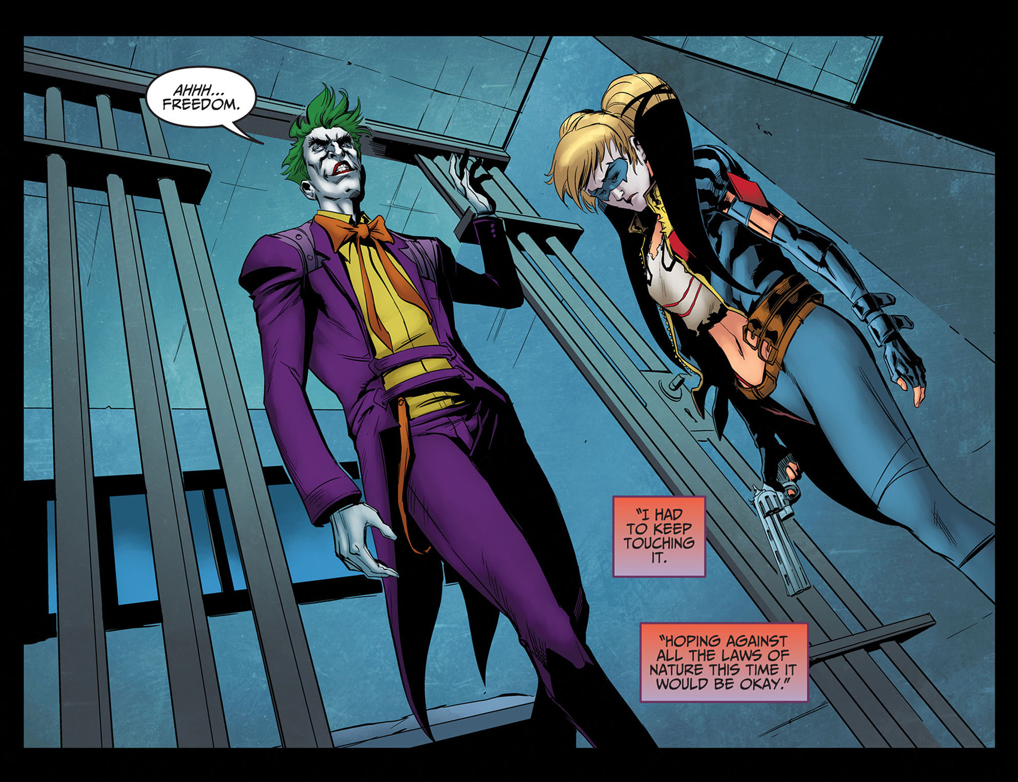 Read online Injustice: Ground Zero comic -  Issue #14 - 17