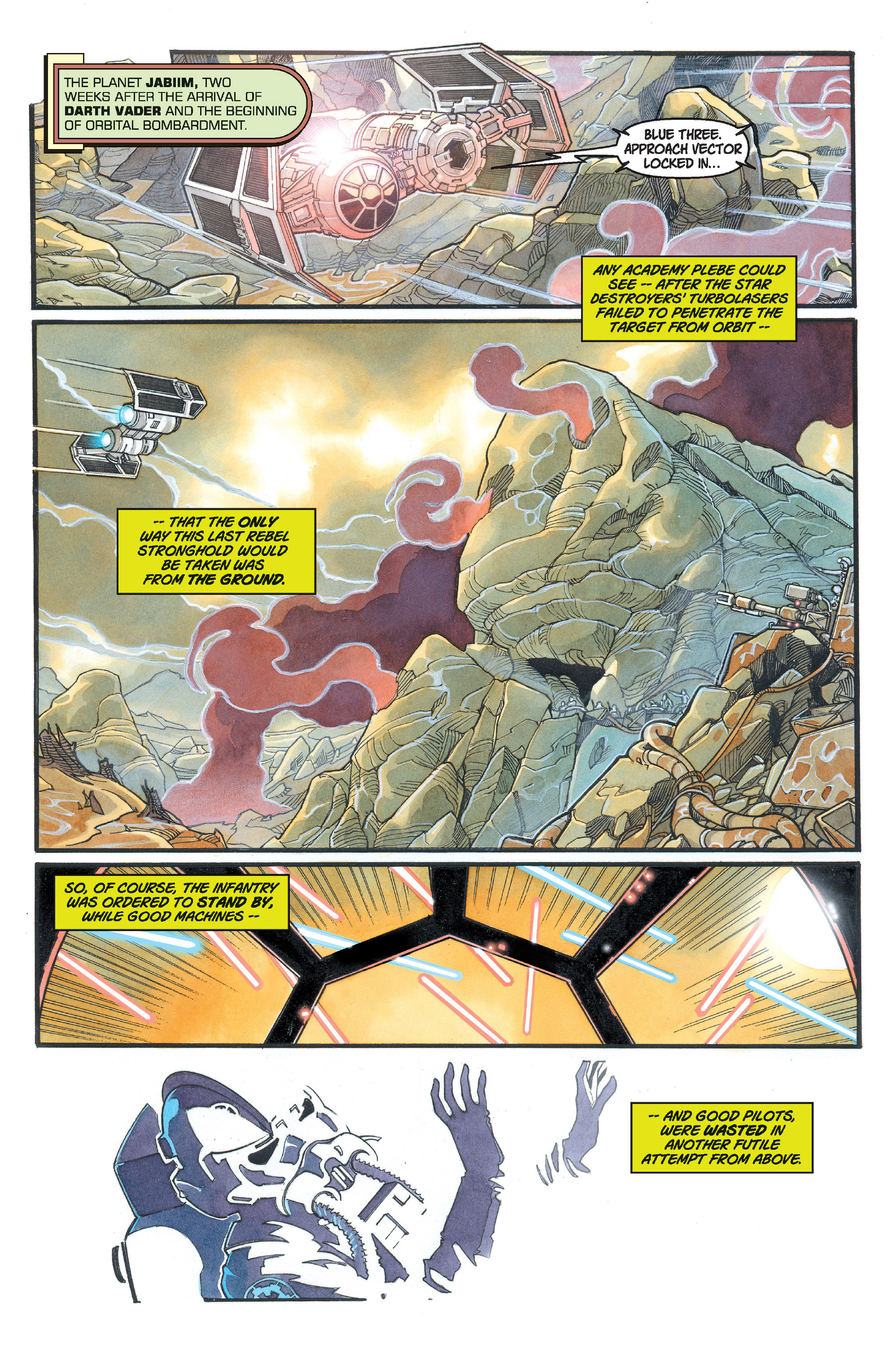 Read online Star Wars Omnibus comic -  Issue # Vol. 22 - 201