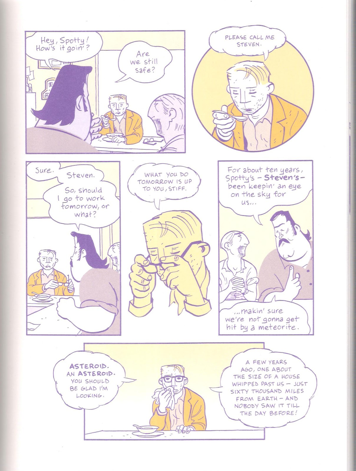 Read online Asterios Polyp comic -  Issue # TPB (Part 1) - 70