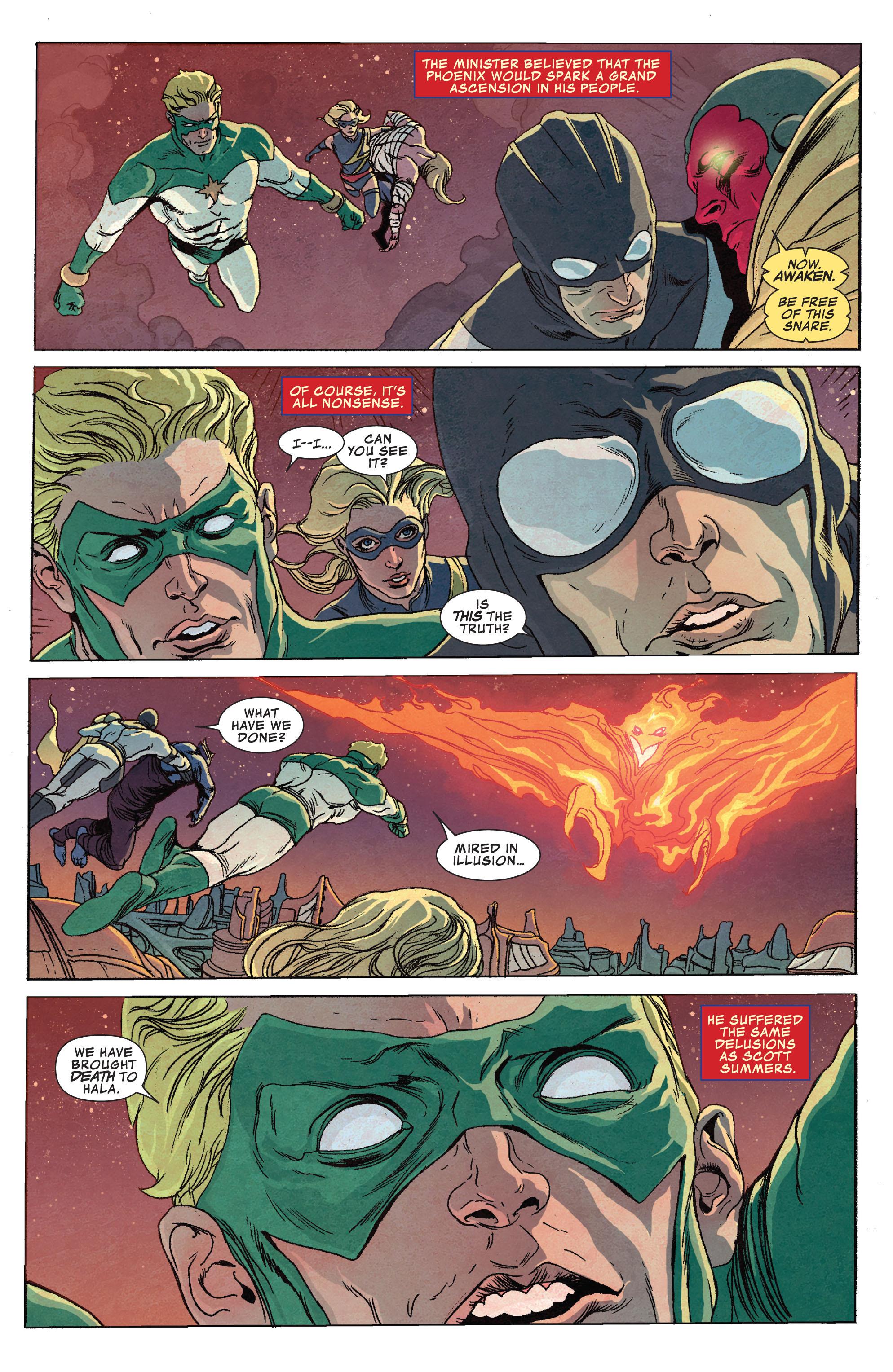 Read online Secret Avengers (2010) comic -  Issue #28 - 5