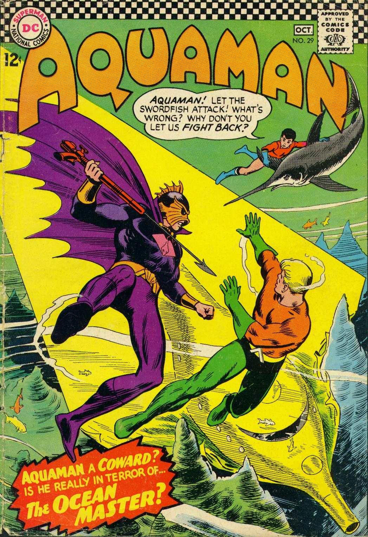 Aquaman (1962) Issue #29 #29 - English 1