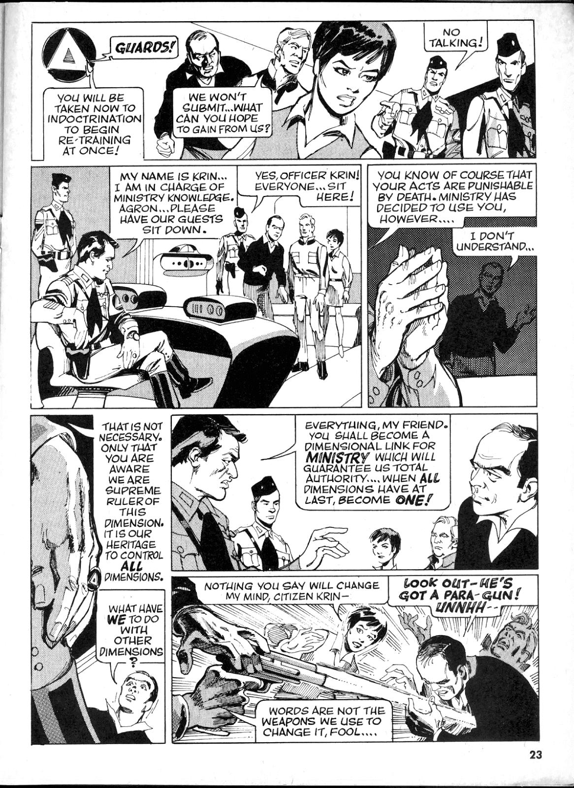 Creepy (1964) Issue #25 #25 - English 23