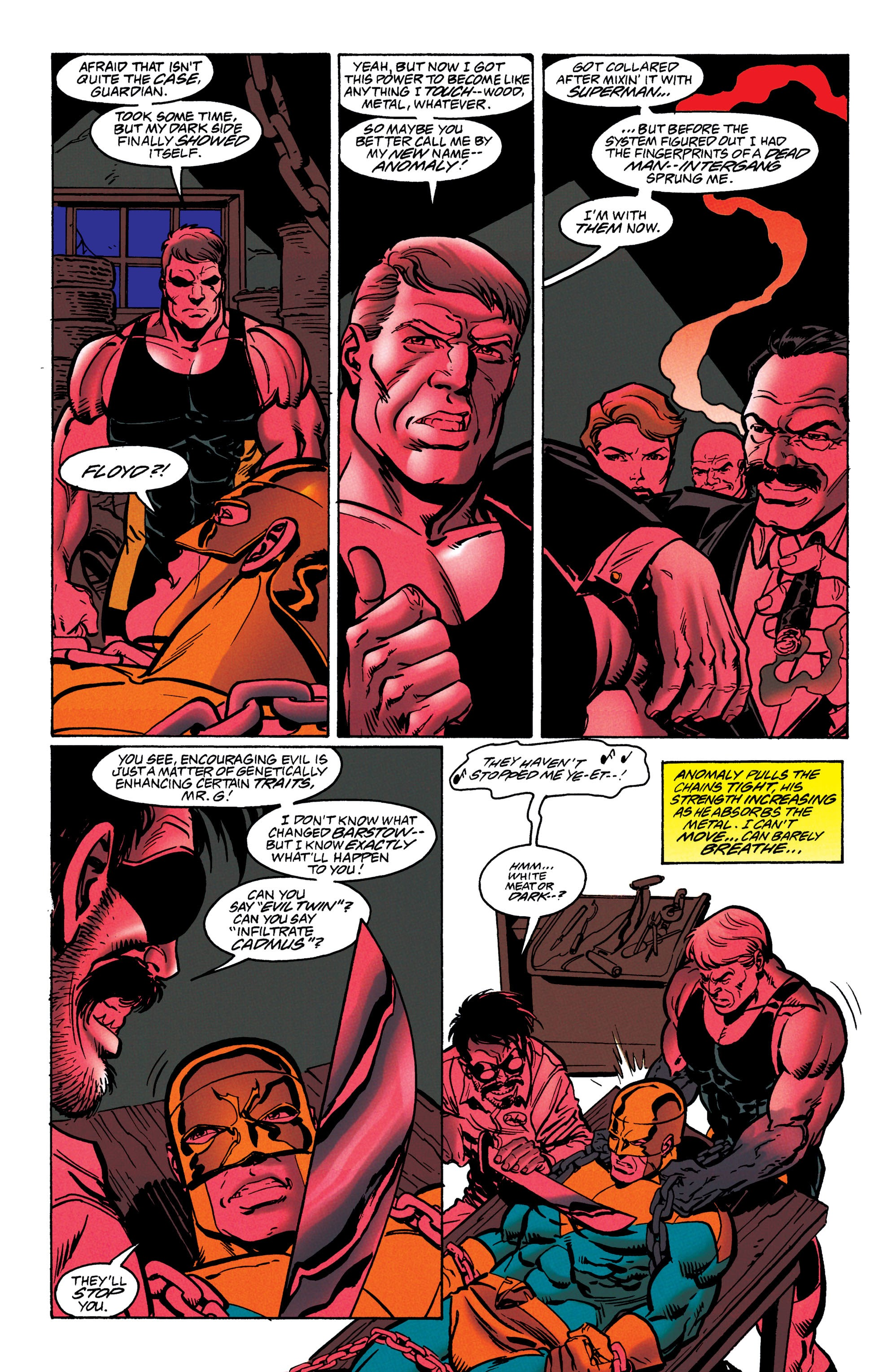 Adventures of Superman (1987) issue 550 - Page 32