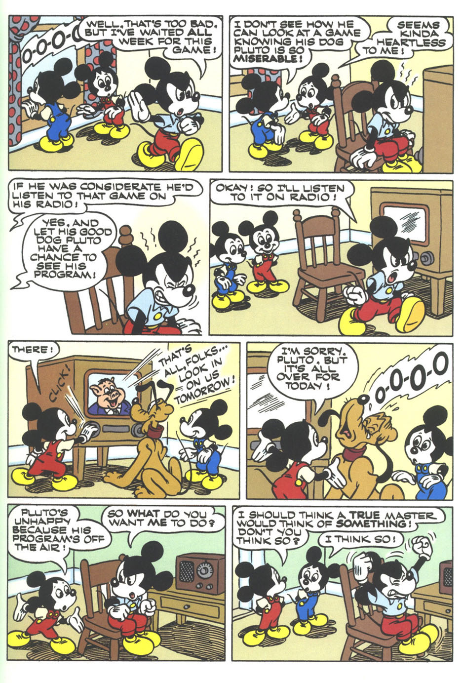 Walt Disney's Comics and Stories issue 611 - Page 49