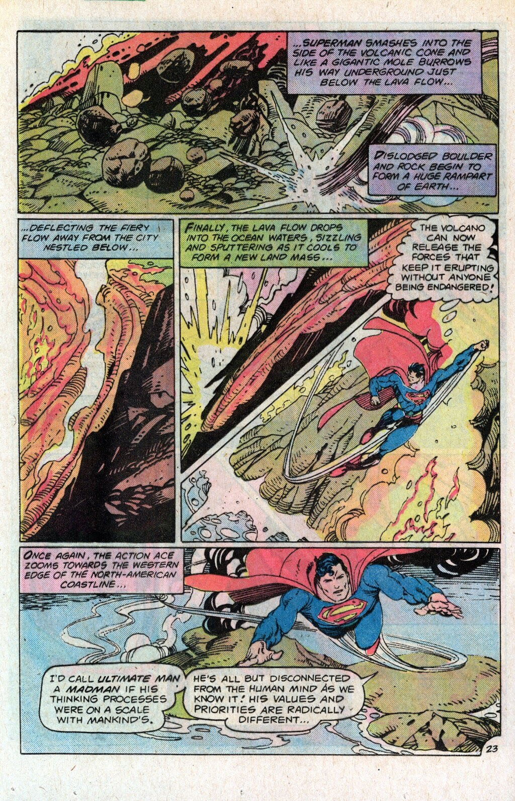 Read online Superman Special (1983) comic -  Issue #1 - 28