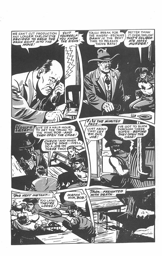 Read online Men of Mystery Comics comic -  Issue #28 - 28