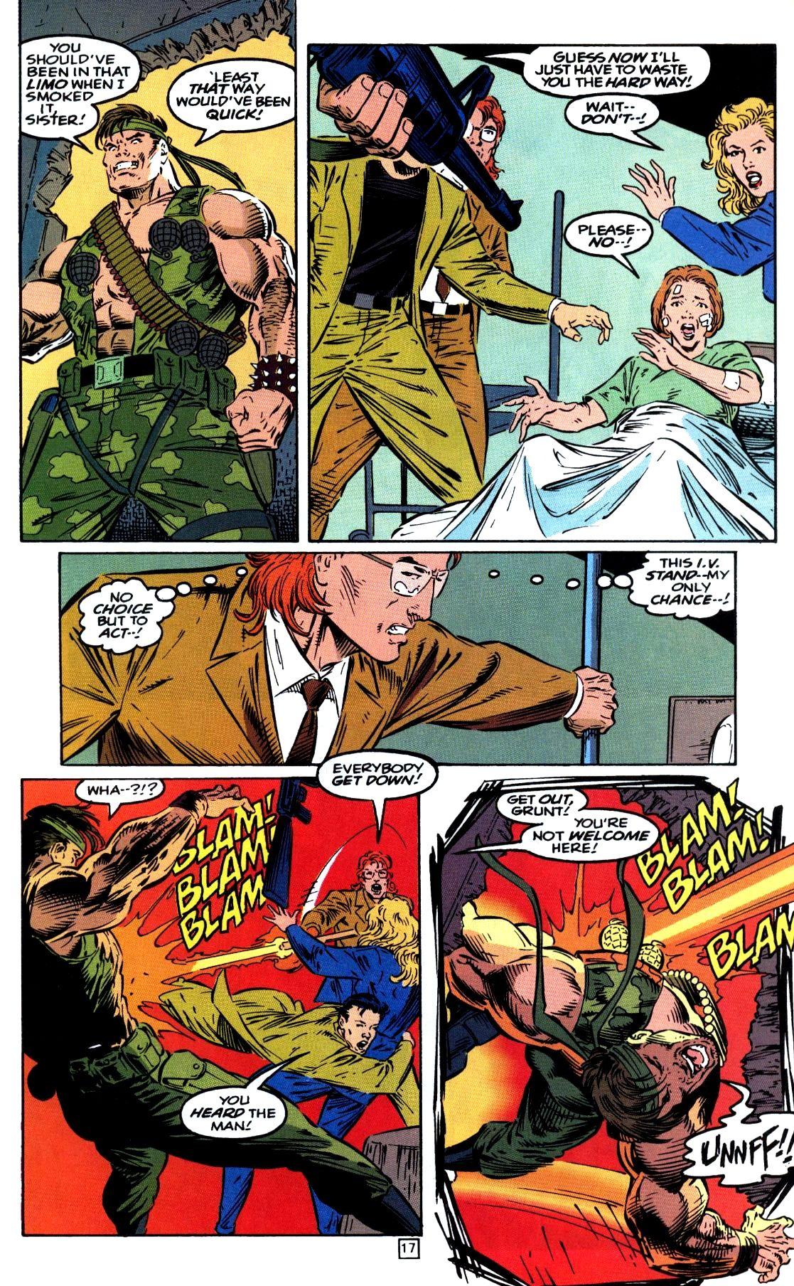 Read online Gunfire comic -  Issue #7 - 21