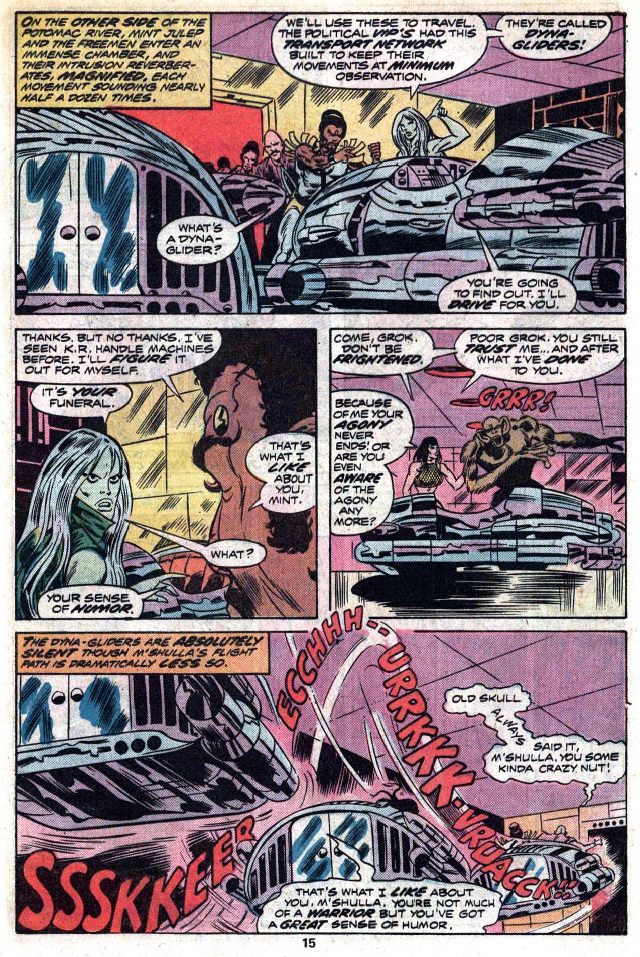 Read online Amazing Adventures (1970) comic -  Issue #30 - 17