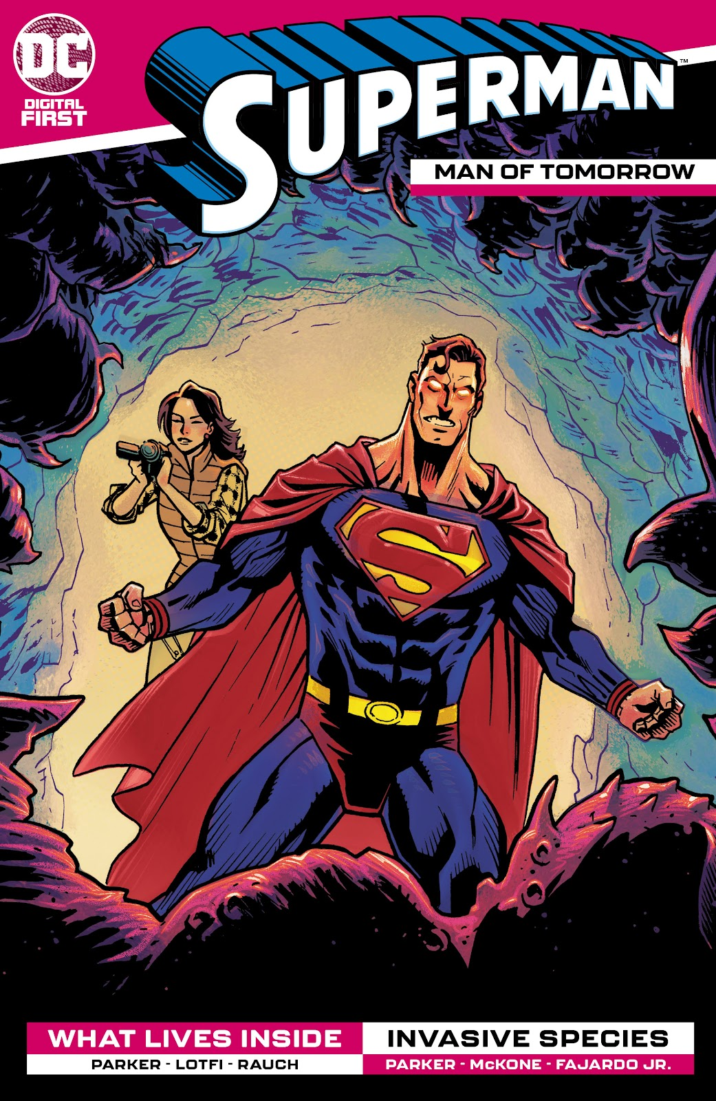 Superman: Man of Tomorrow issue 9 - Page 1