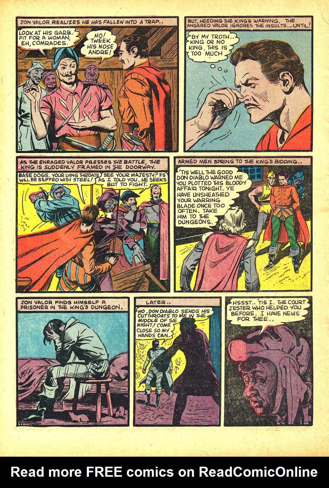 Read online Sensation (Mystery) Comics comic -  Issue #5 - 20